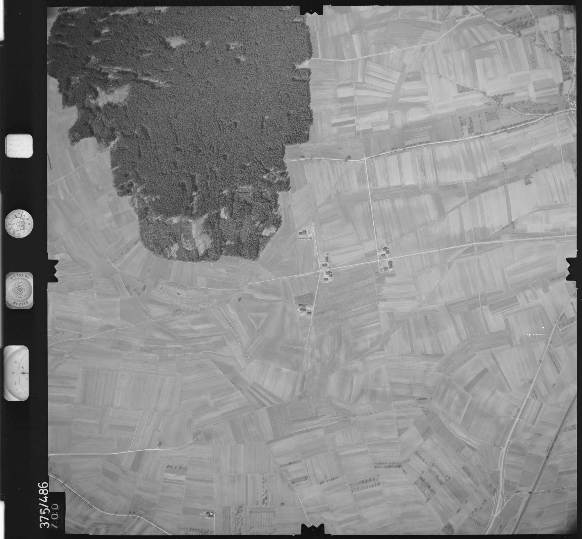 Luftbild: Film 31 Bildnr. 700, Bild 1