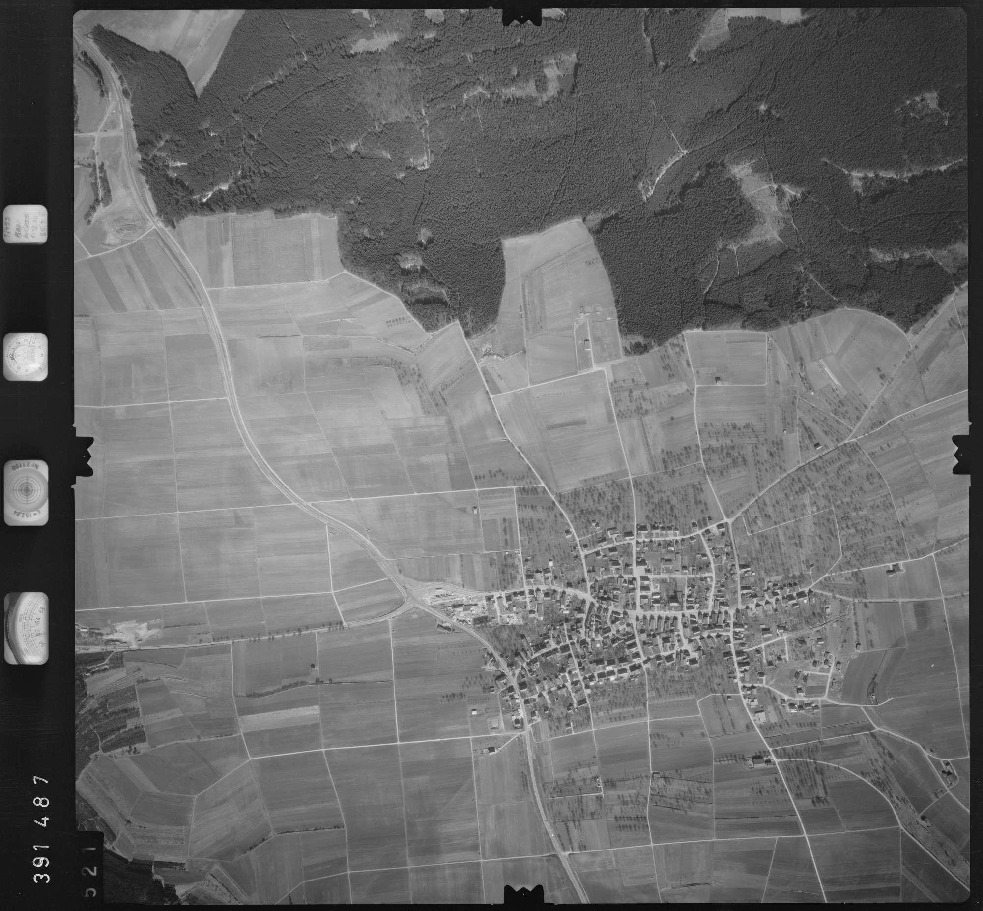 Luftbild: Film 13 Bildnr. 521, Bild 1