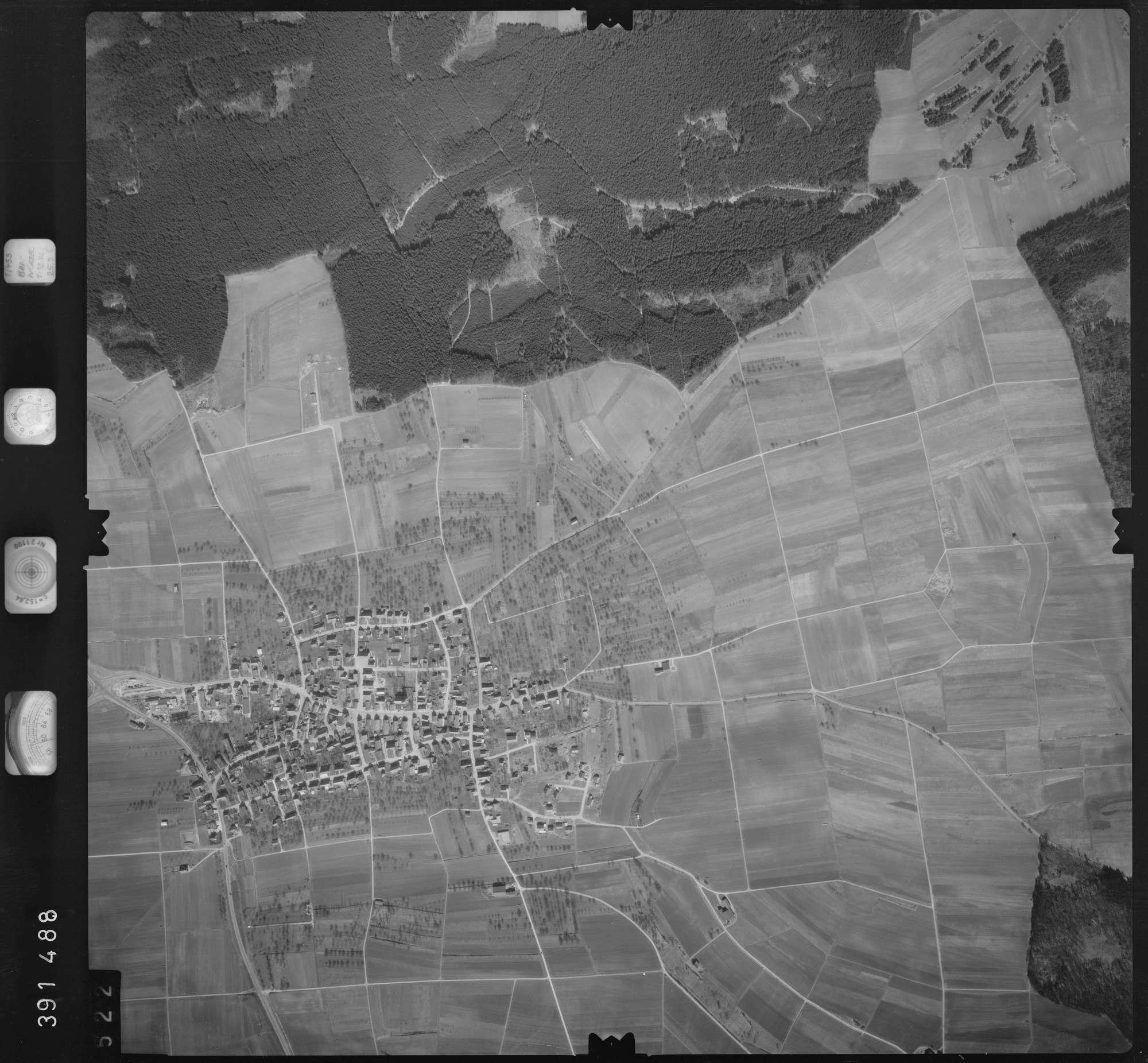 Luftbild: Film 13 Bildnr. 522, Bild 1