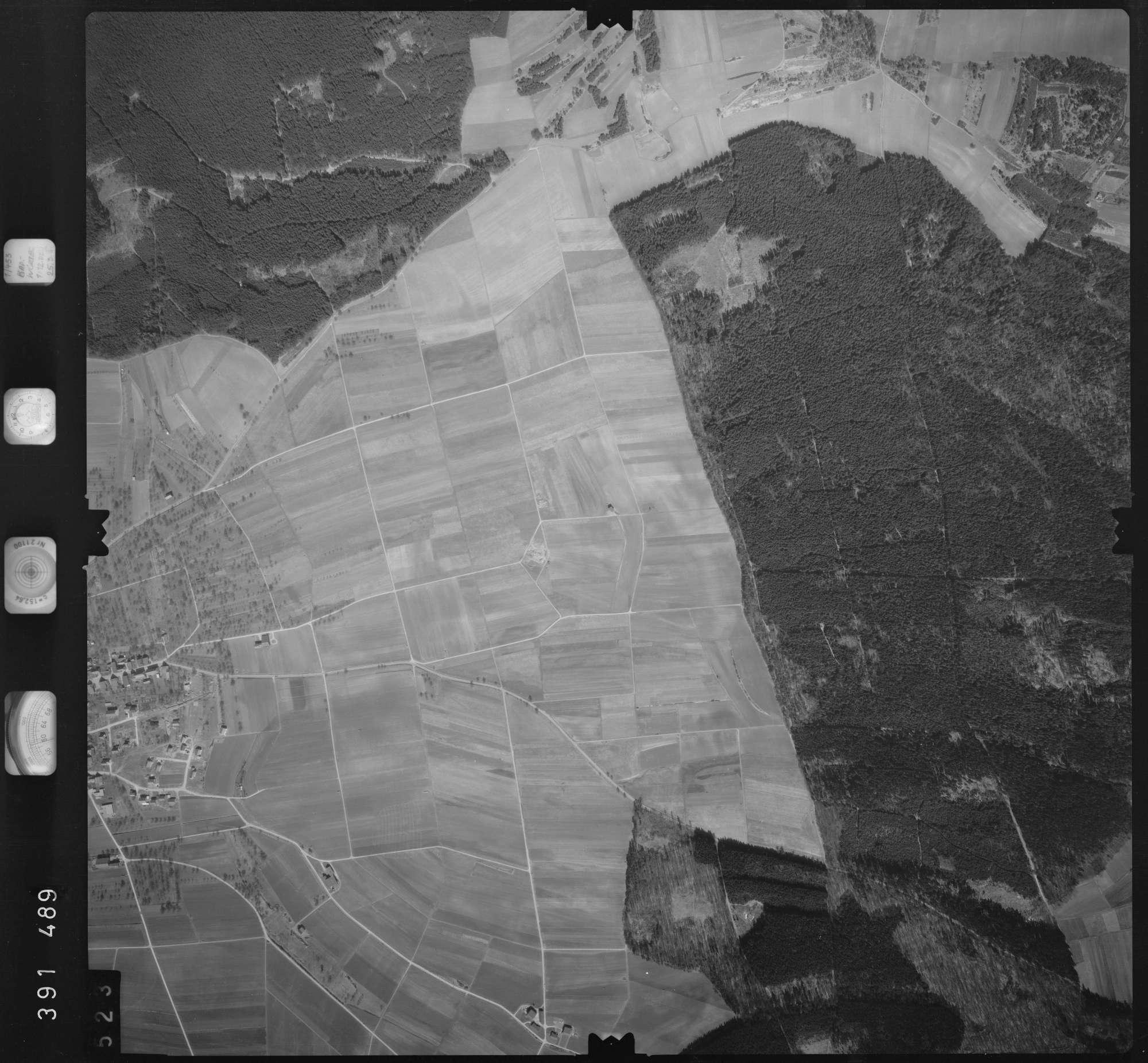 Luftbild: Film 13 Bildnr. 523, Bild 1