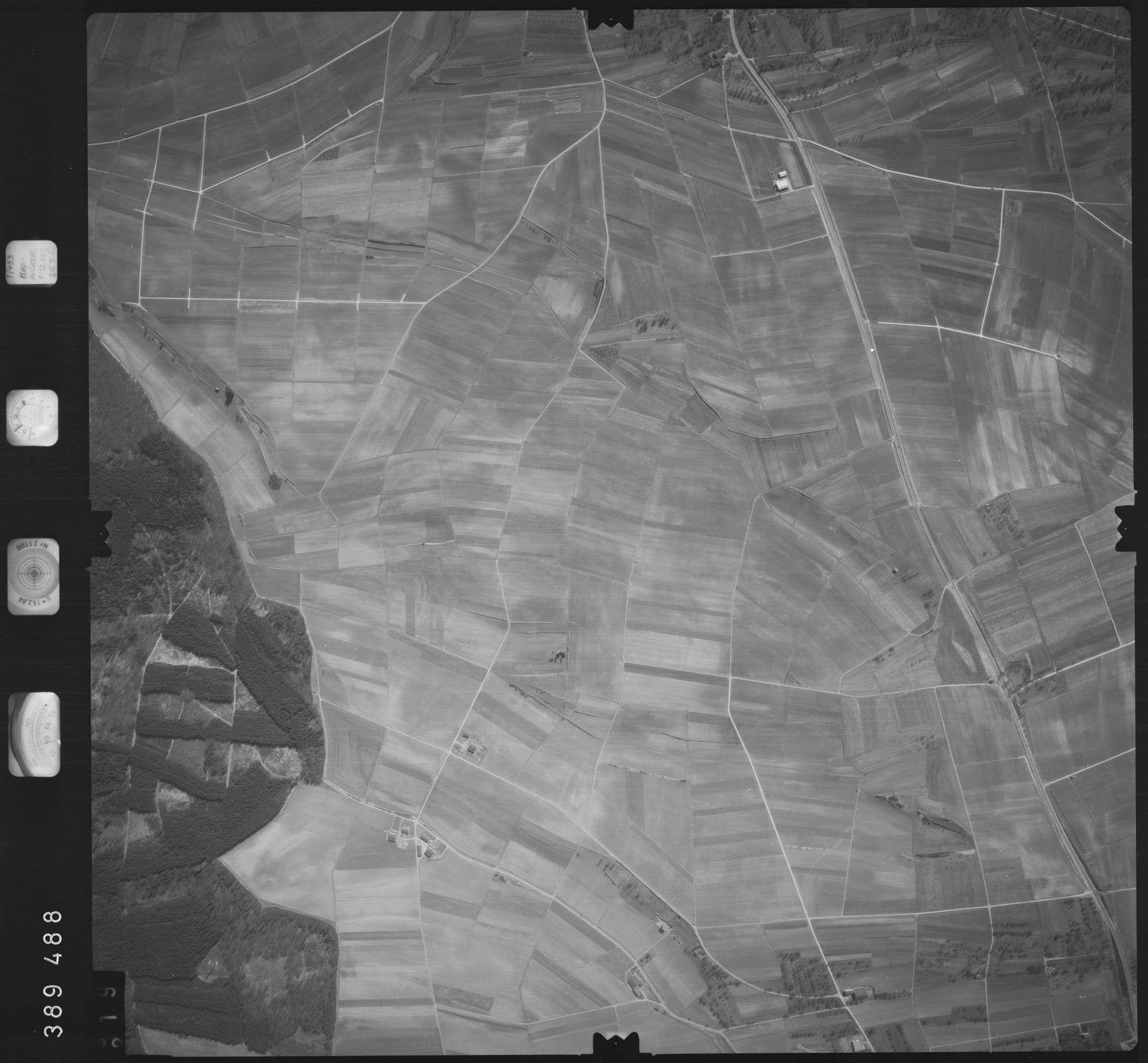 Luftbild: Film 22 Bildnr. 219, Bild 1