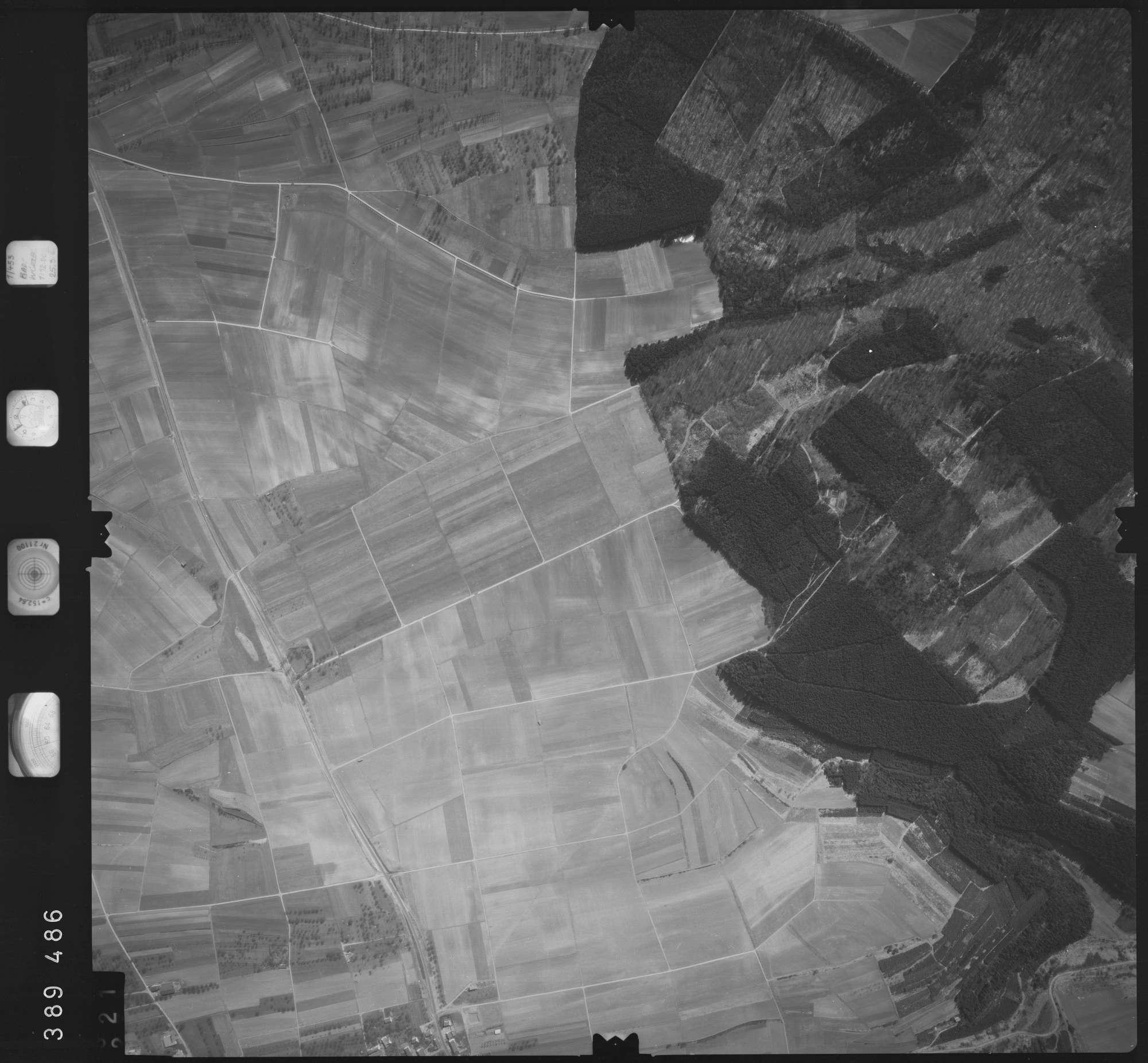 Luftbild: Film 22 Bildnr. 221, Bild 1