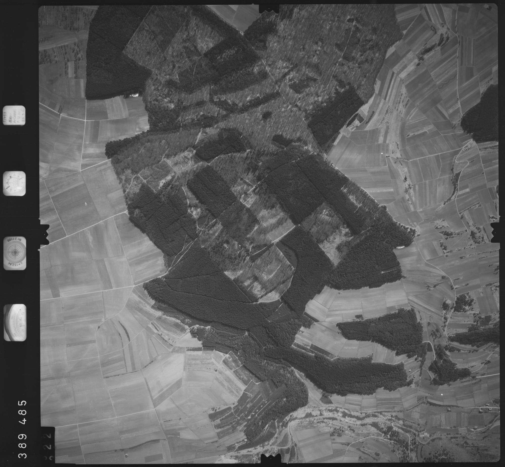 Luftbild: Film 22 Bildnr. 222, Bild 1