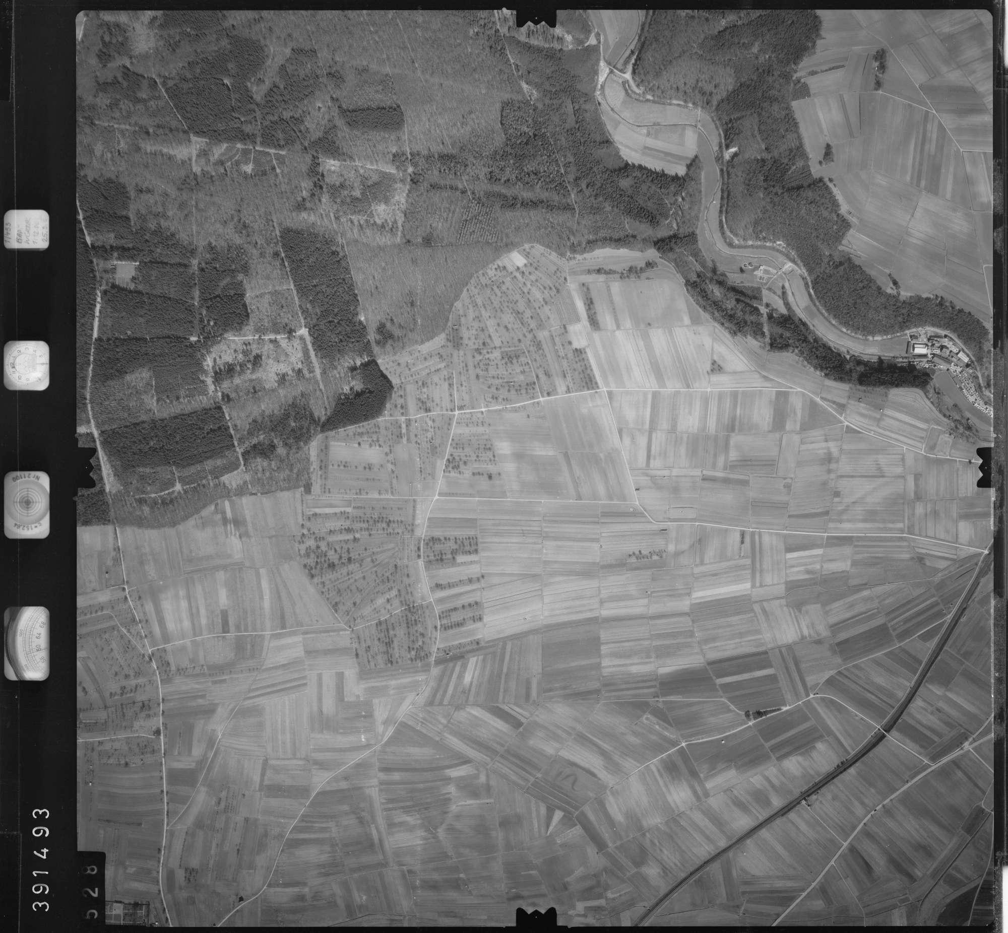 Luftbild: Film 13 Bildnr. 528, Bild 1