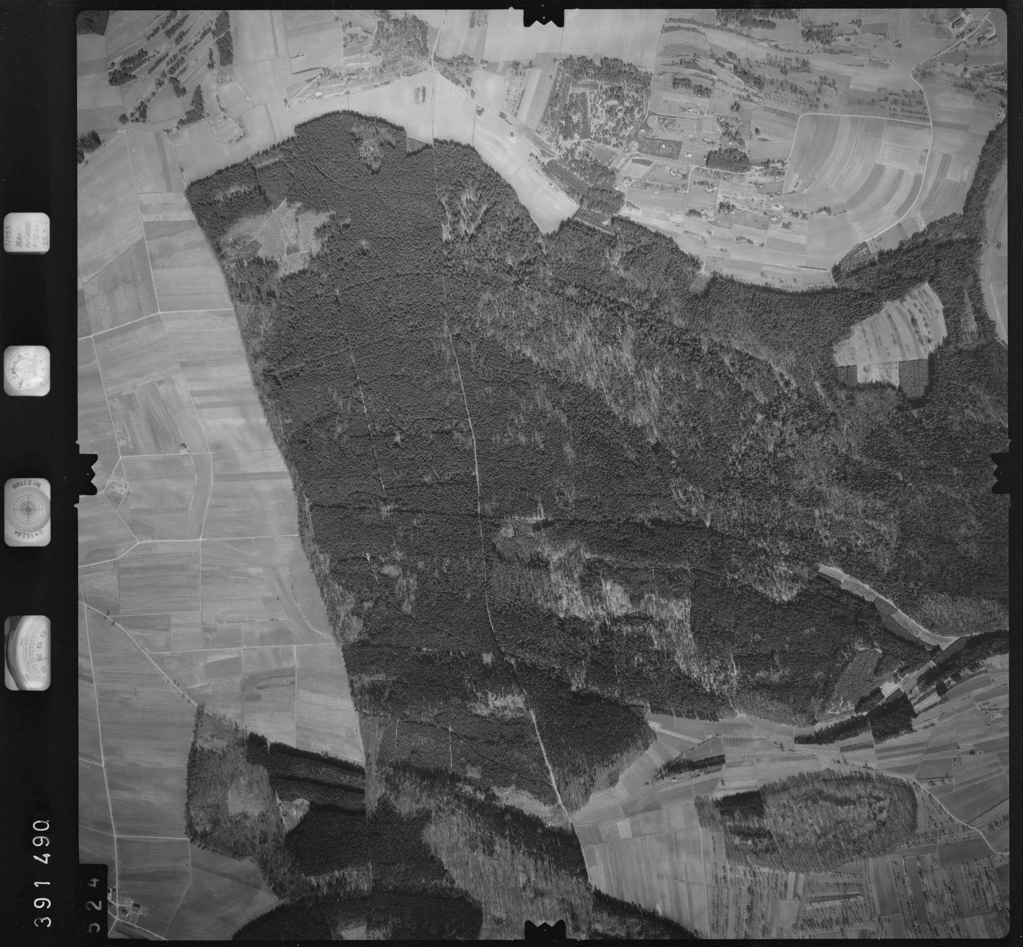 Luftbild: Film 13 Bildnr. 524, Bild 1