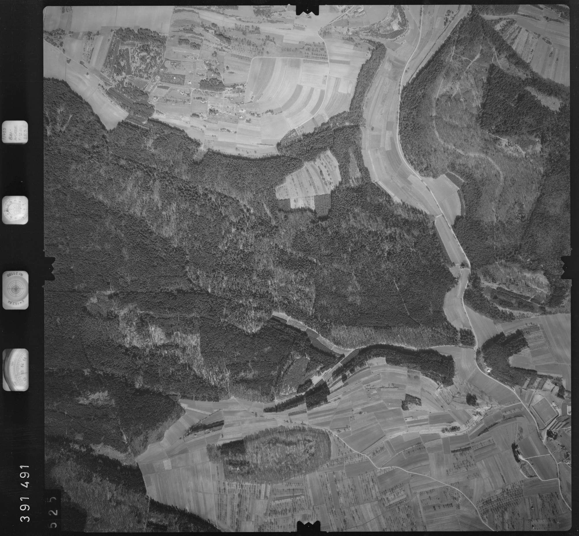 Luftbild: Film 13 Bildnr. 525, Bild 1