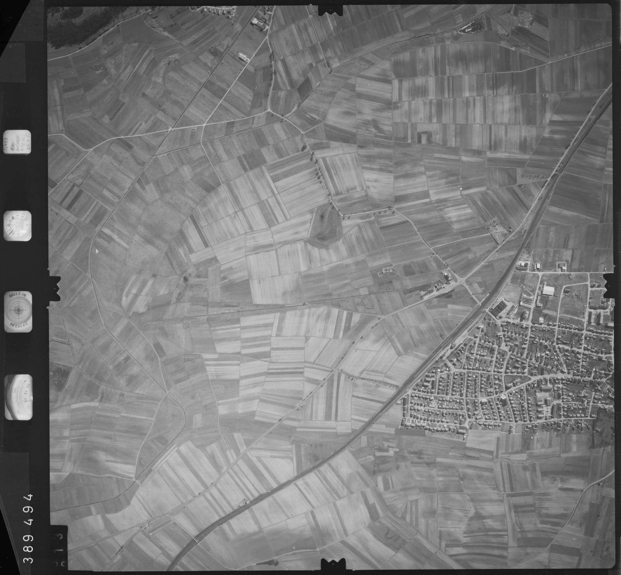 Luftbild: Film 22 Bildnr. 213, Bild 1