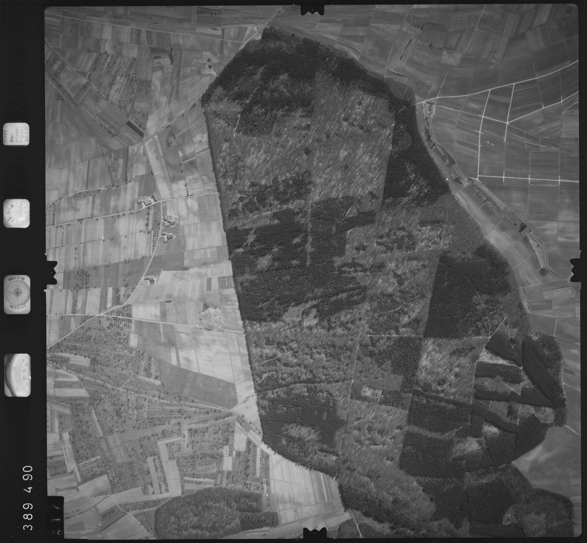 Luftbild: Film 22 Bildnr. 217, Bild 1