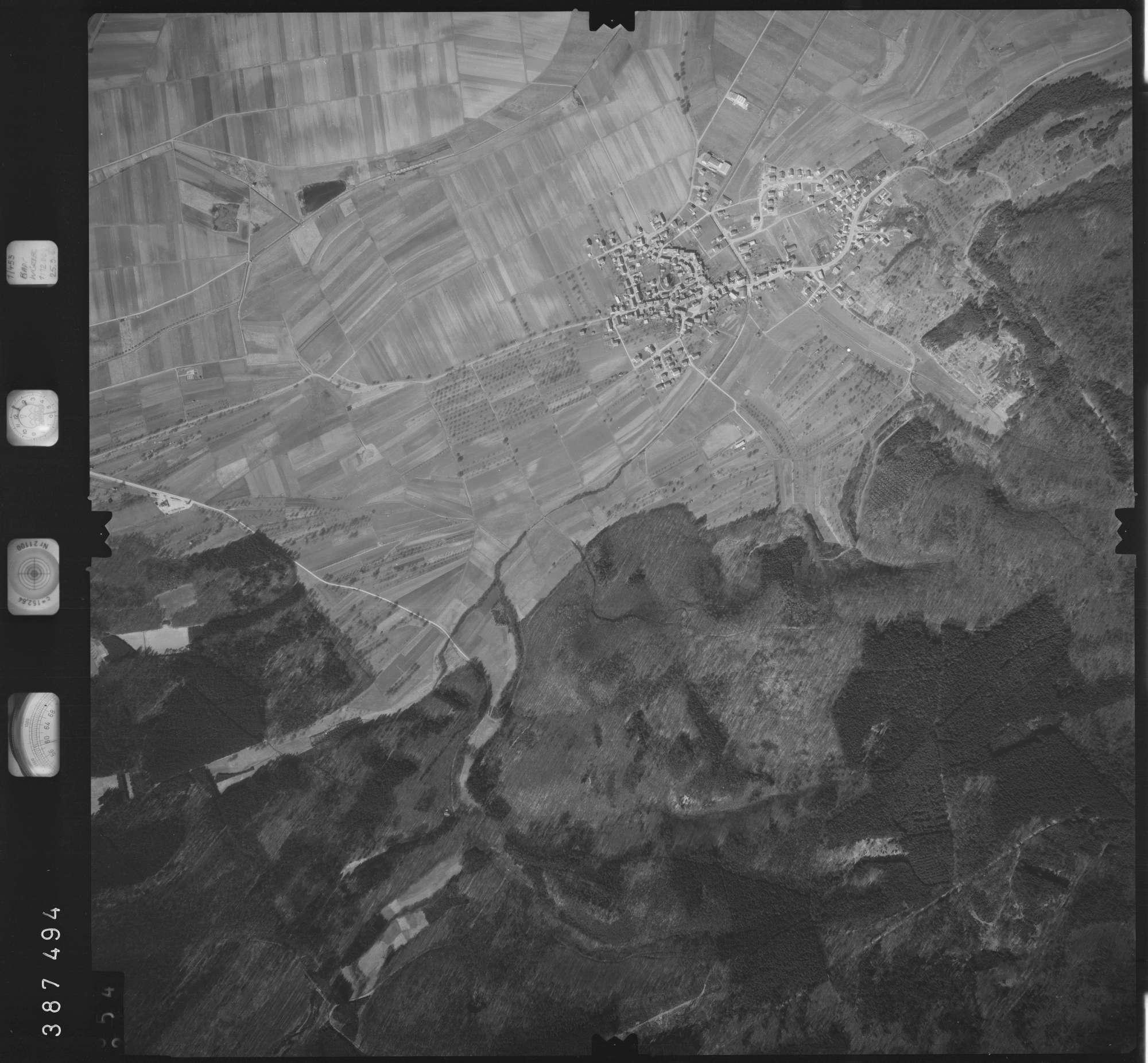 Luftbild: Film 22 Bildnr. 254, Bild 1