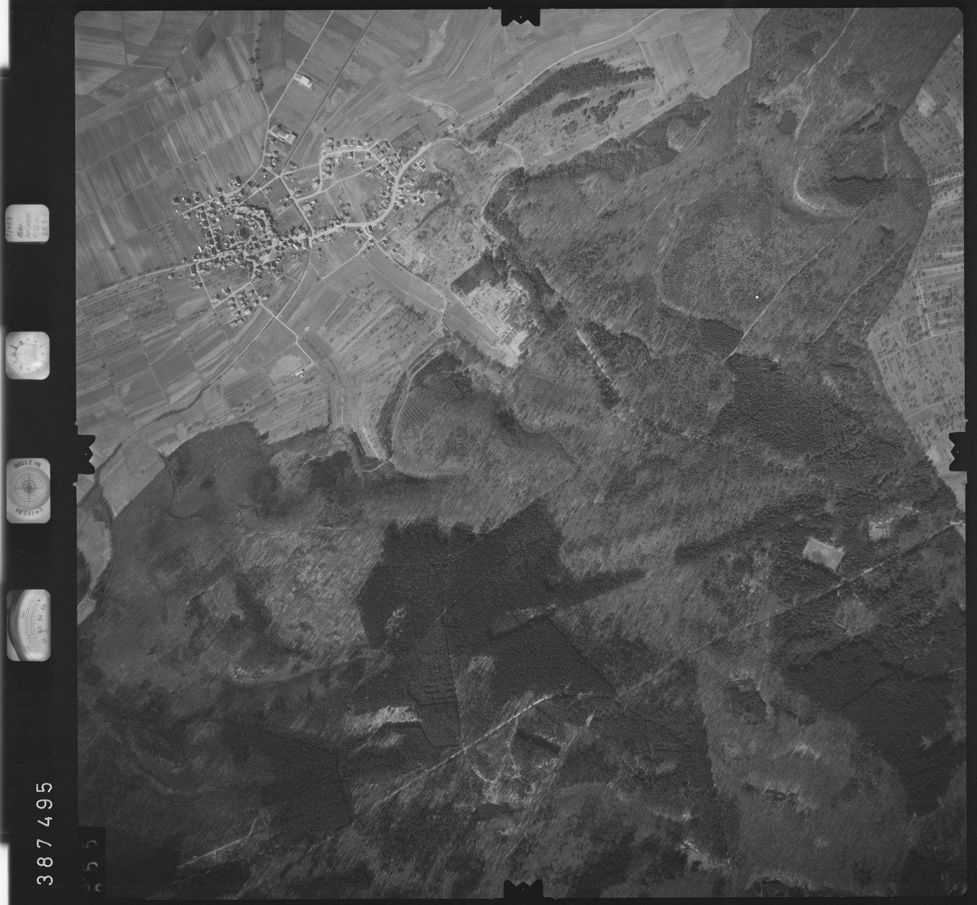 Luftbild: Film 22 Bildnr. 255, Bild 1