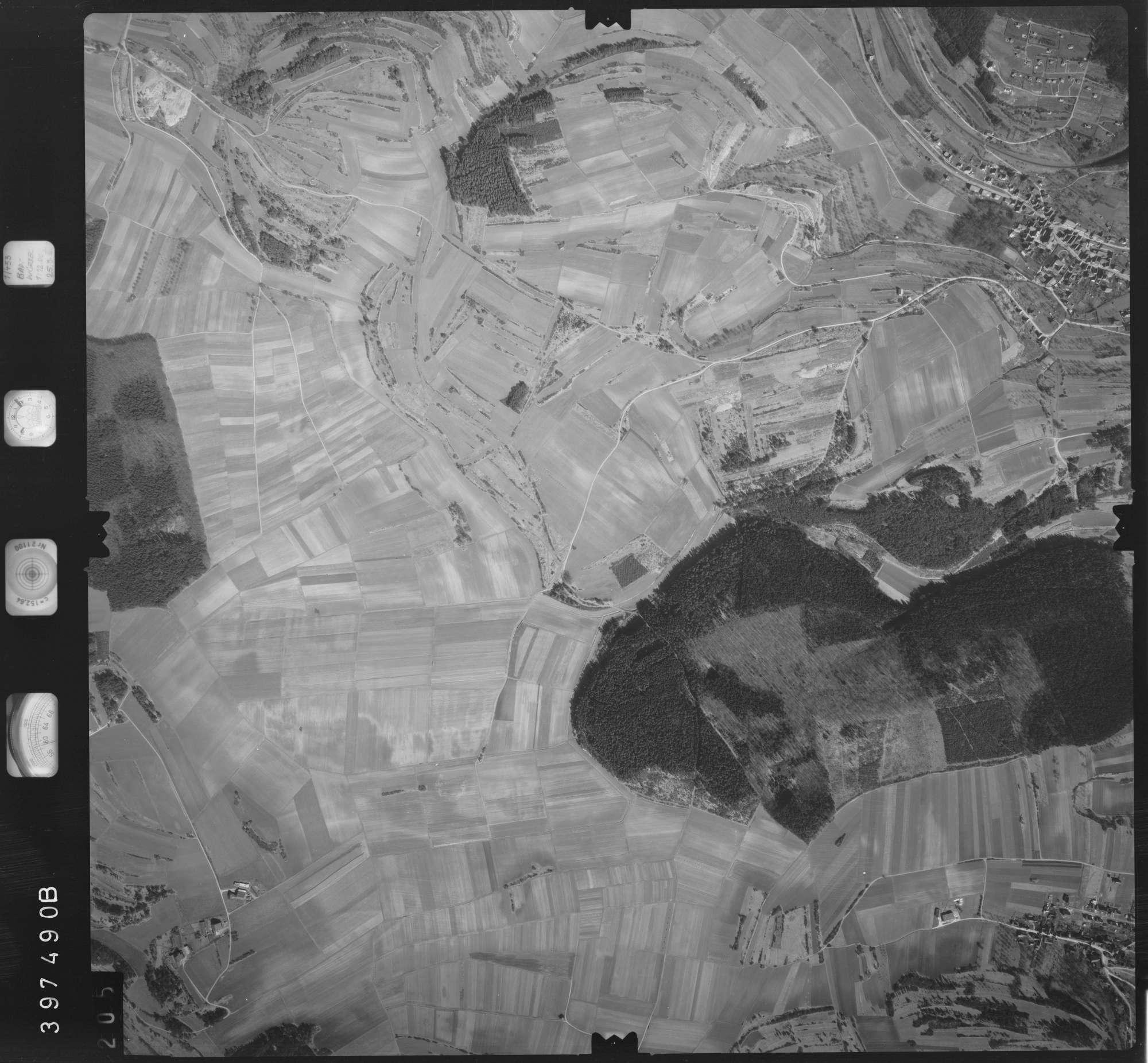Luftbild: Film 17 Bildnr. 205, Bild 1