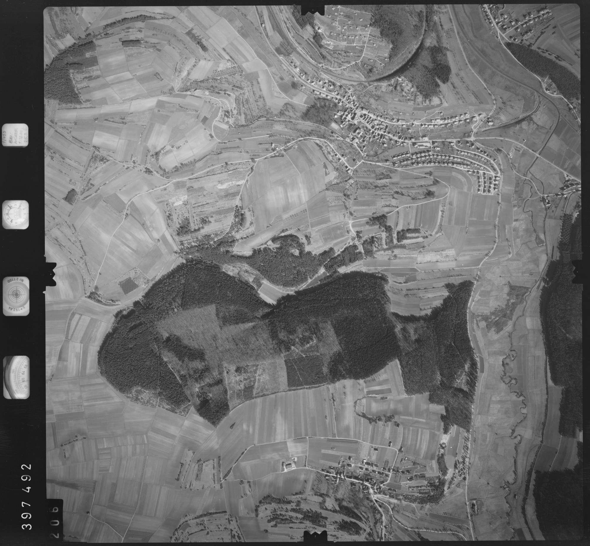 Luftbild: Film 17 Bildnr. 206, Bild 1