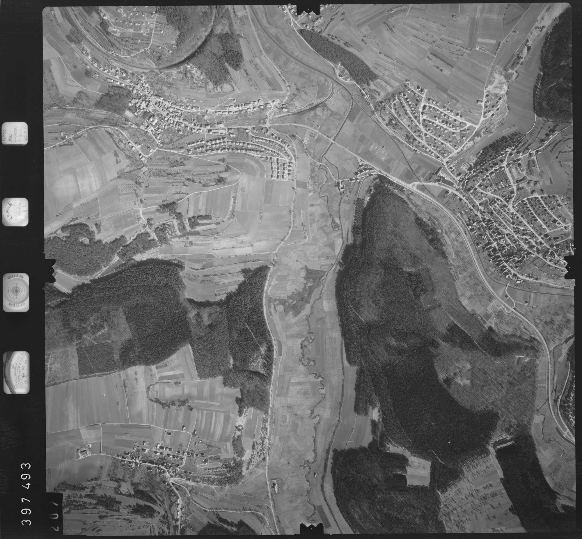 Luftbild: Film 17 Bildnr. 207, Bild 1