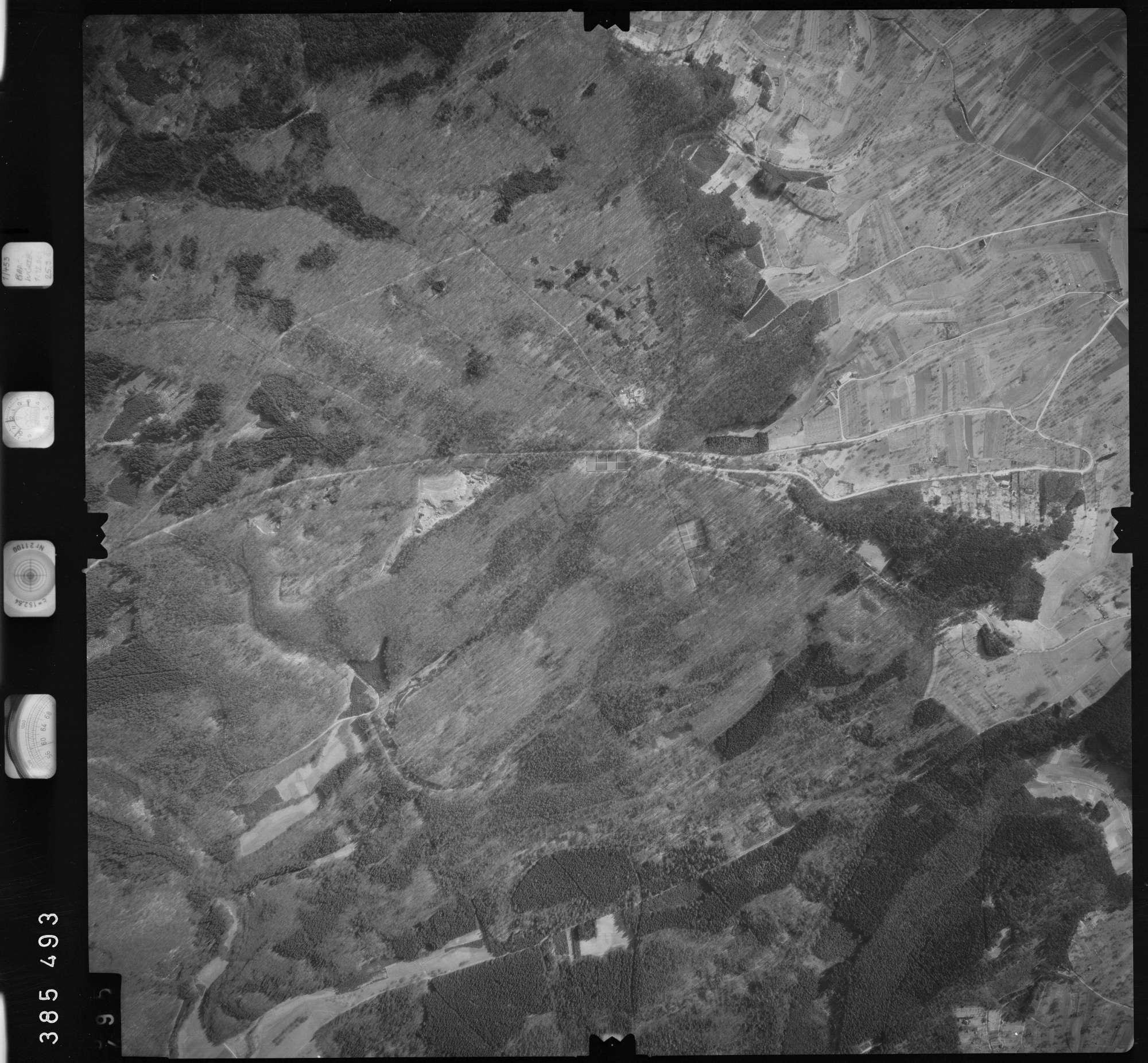 Luftbild: Film 23 Bildnr. 495, Bild 1