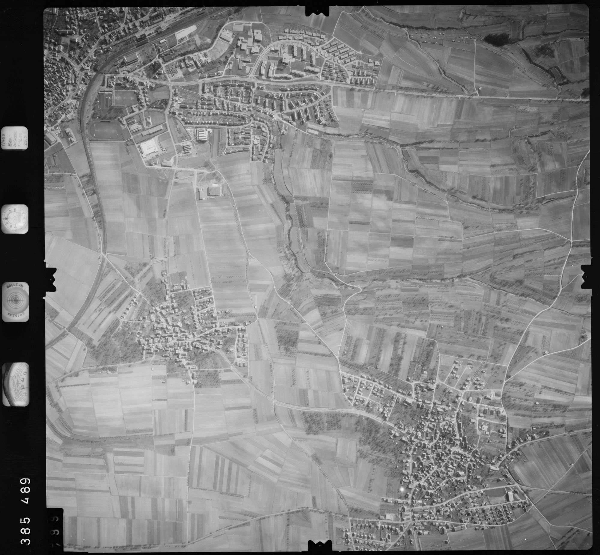 Luftbild: Film 23 Bildnr. 499, Bild 1