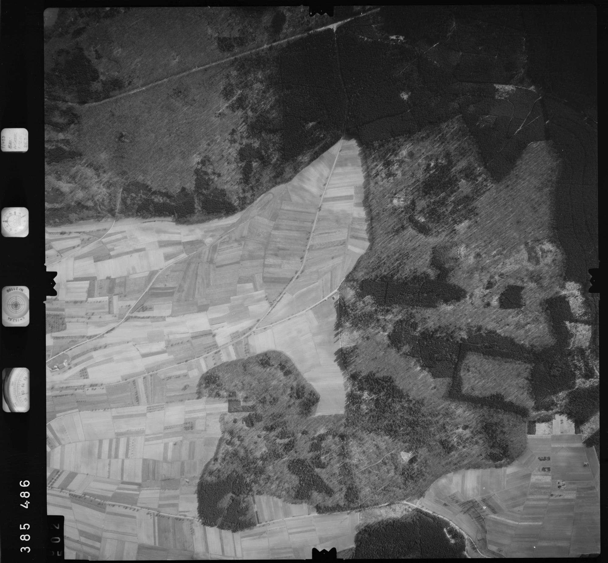 Luftbild: Film 23 Bildnr. 502, Bild 1