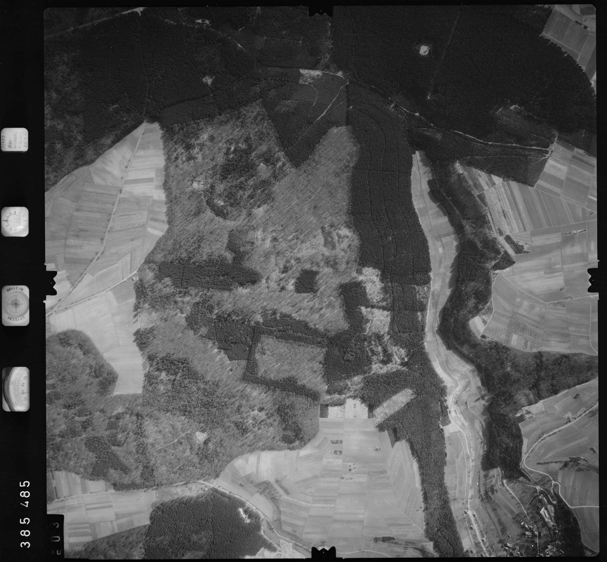 Luftbild: Film 23 Bildnr. 503, Bild 1