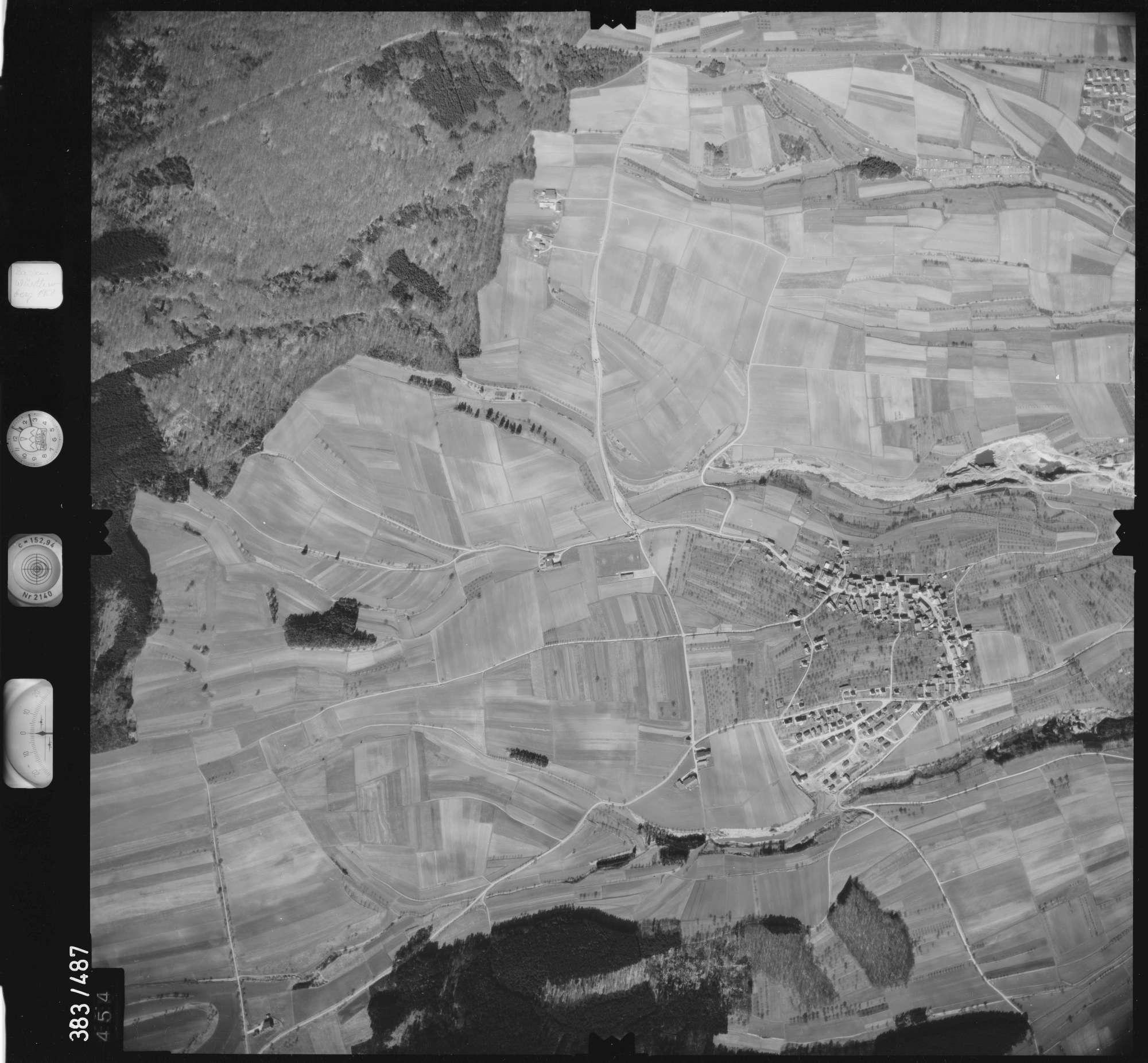 Luftbild: Film 26 Bildnr. 454, Bild 1