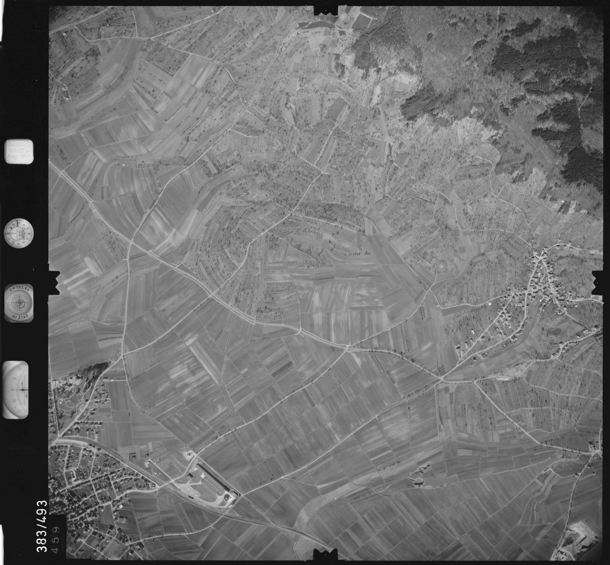 Luftbild: Film 26 Bildnr. 459, Bild 1