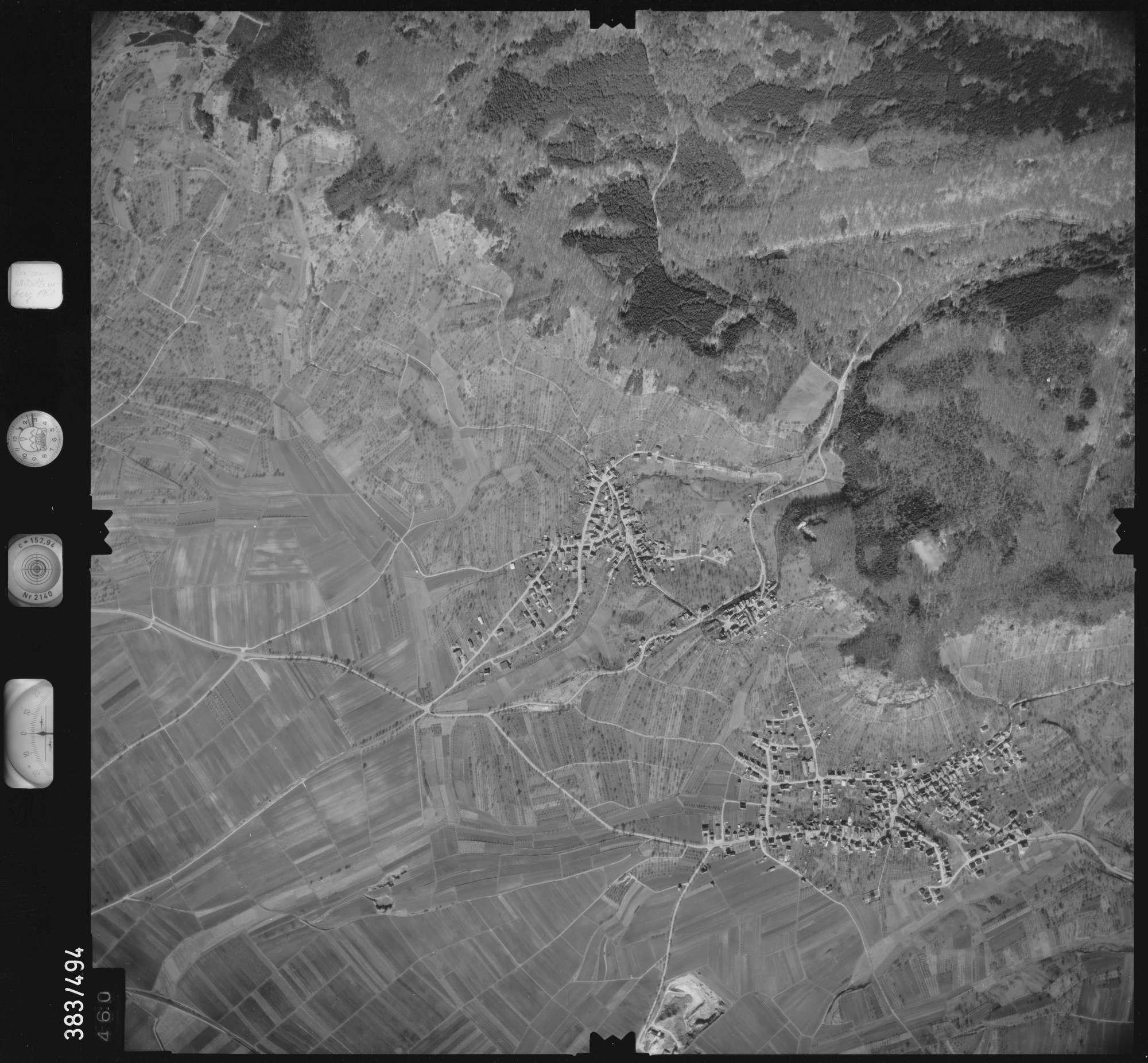 Luftbild: Film 26 Bildnr. 460, Bild 1