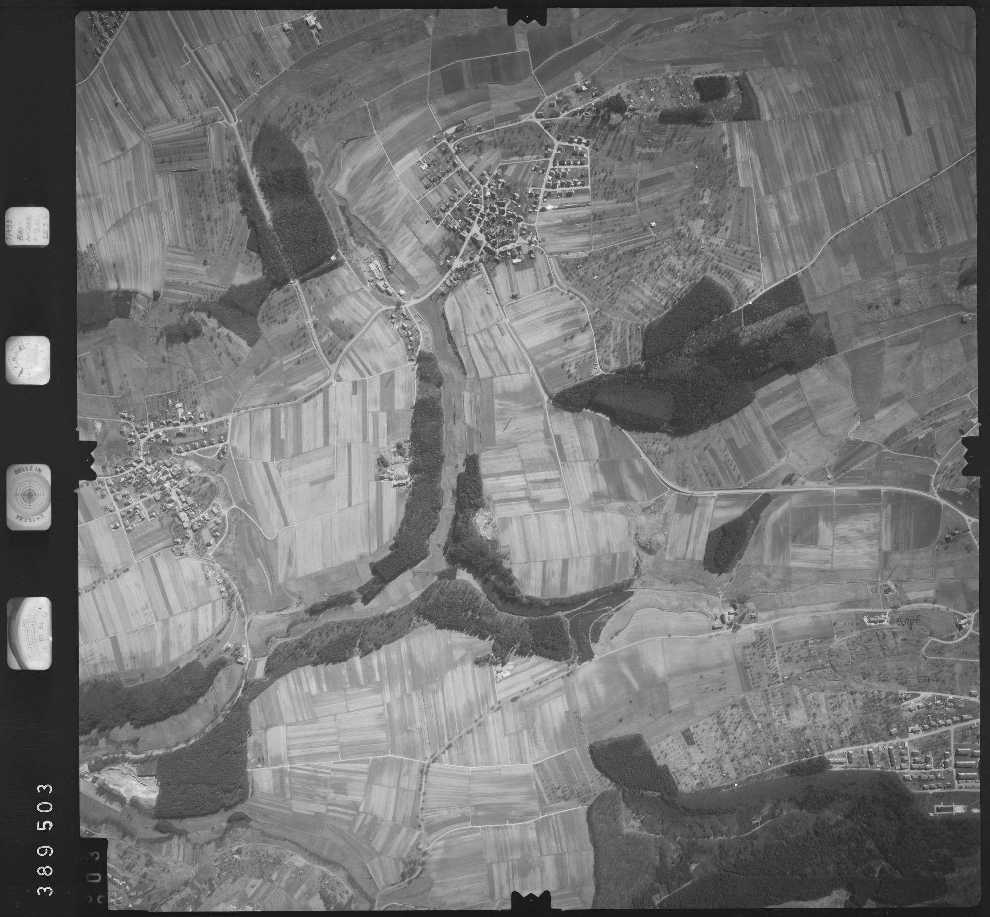 Luftbild: Film 22 Bildnr. 203, Bild 1
