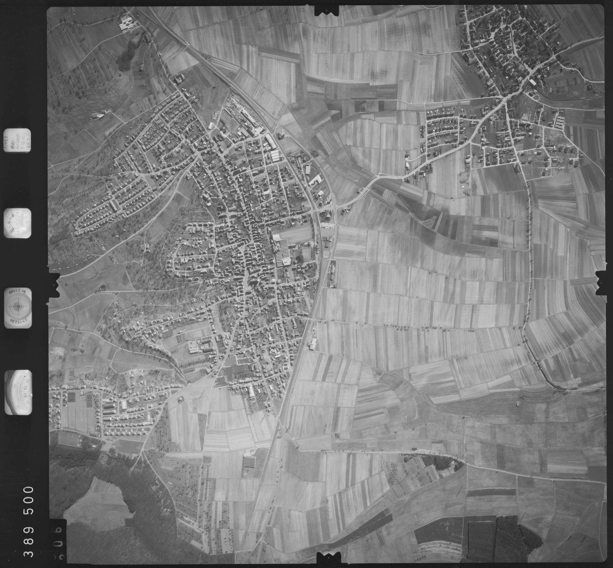 Luftbild: Film 22 Bildnr. 206, Bild 1