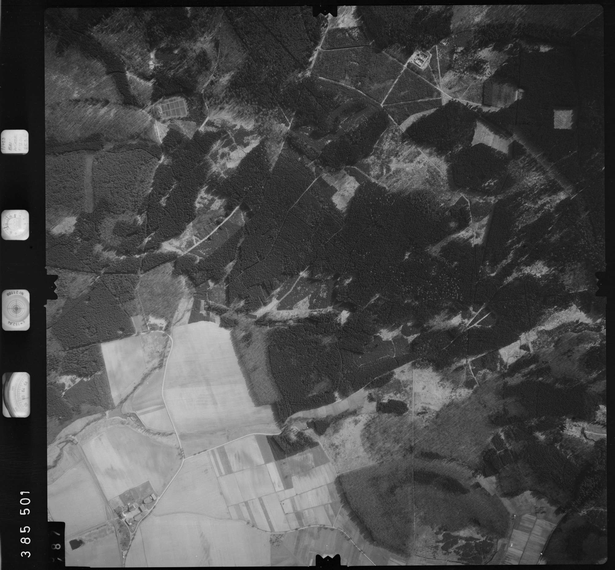 Luftbild: Film 23 Bildnr. 487, Bild 1