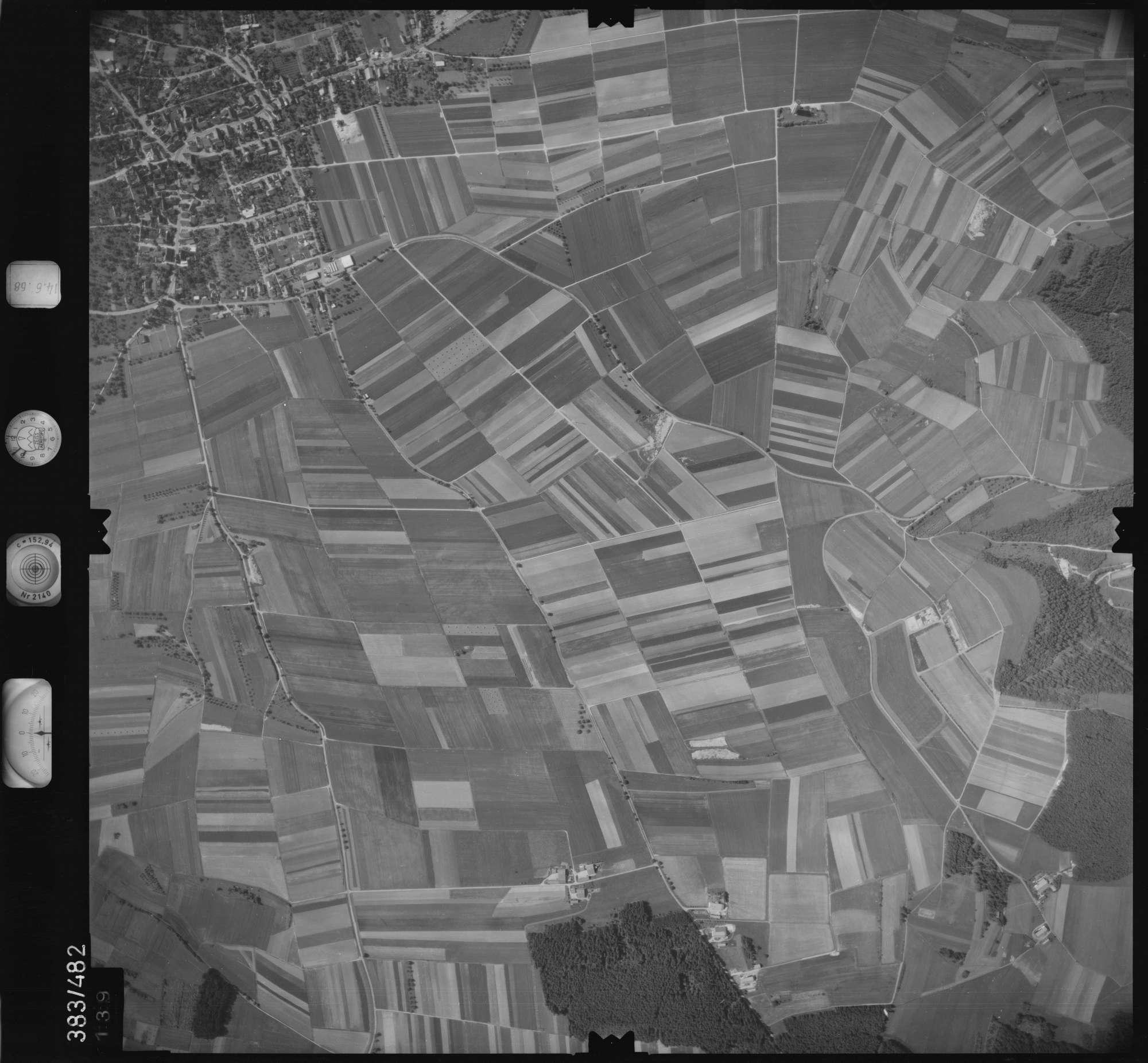 Luftbild: Film 21 Bildnr. 139, Bild 1