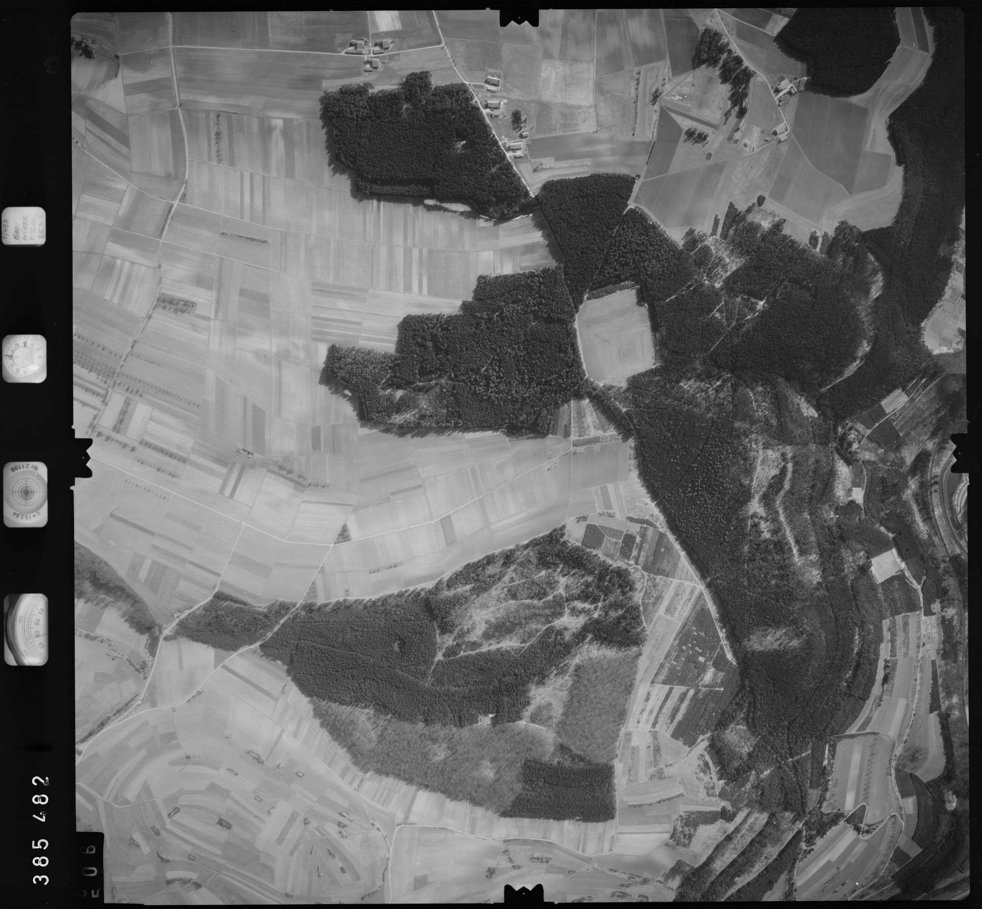 Luftbild: Film 23 Bildnr. 506, Bild 1