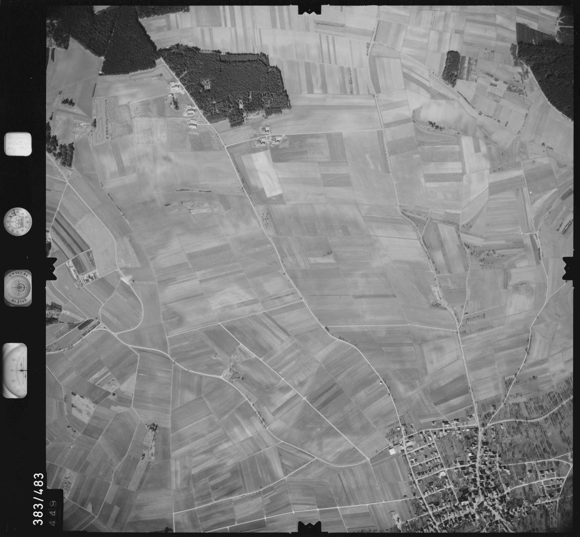Luftbild: Film 26 Bildnr. 449, Bild 1