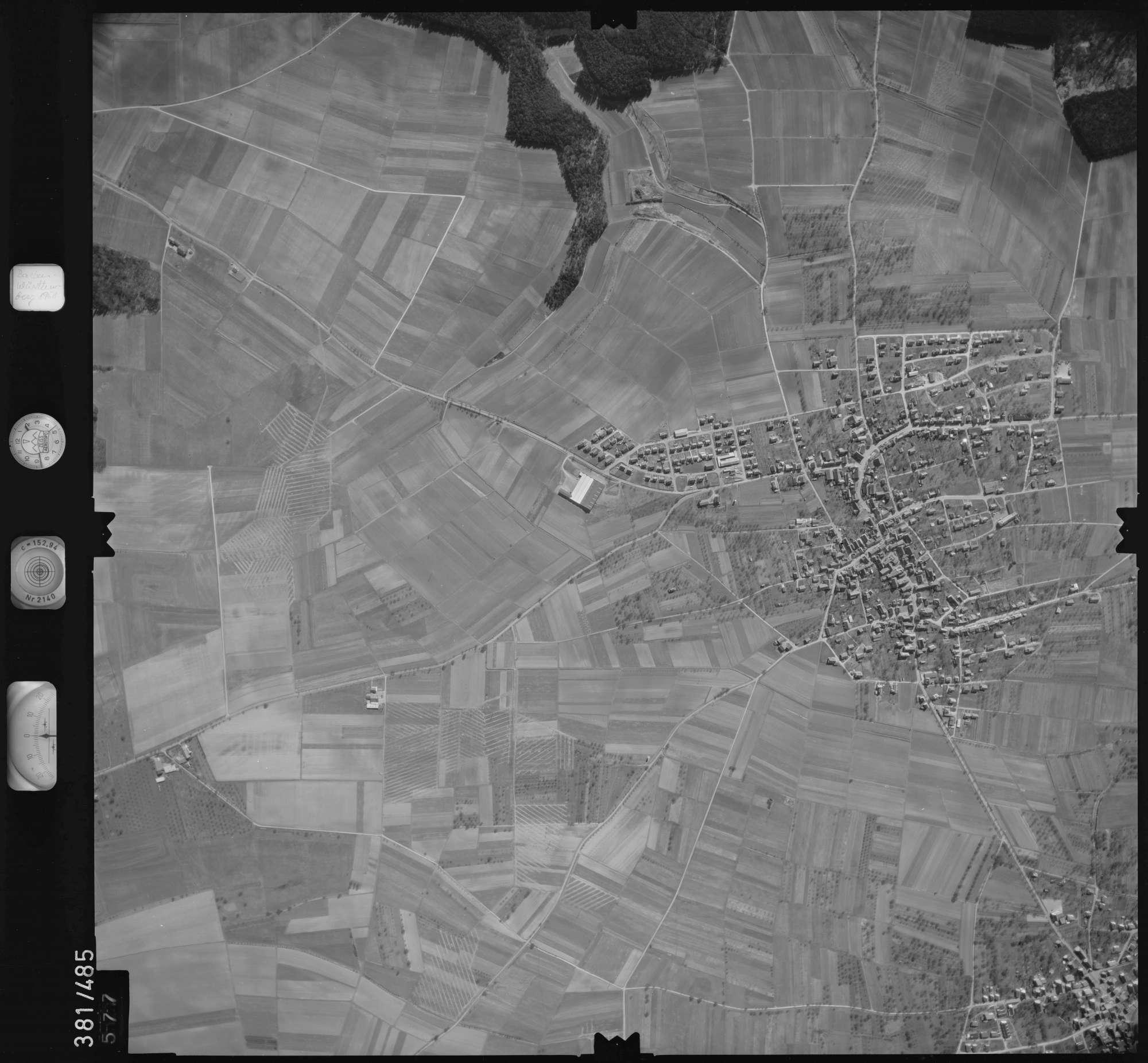 Luftbild: Film 31 Bildnr. 577, Bild 1