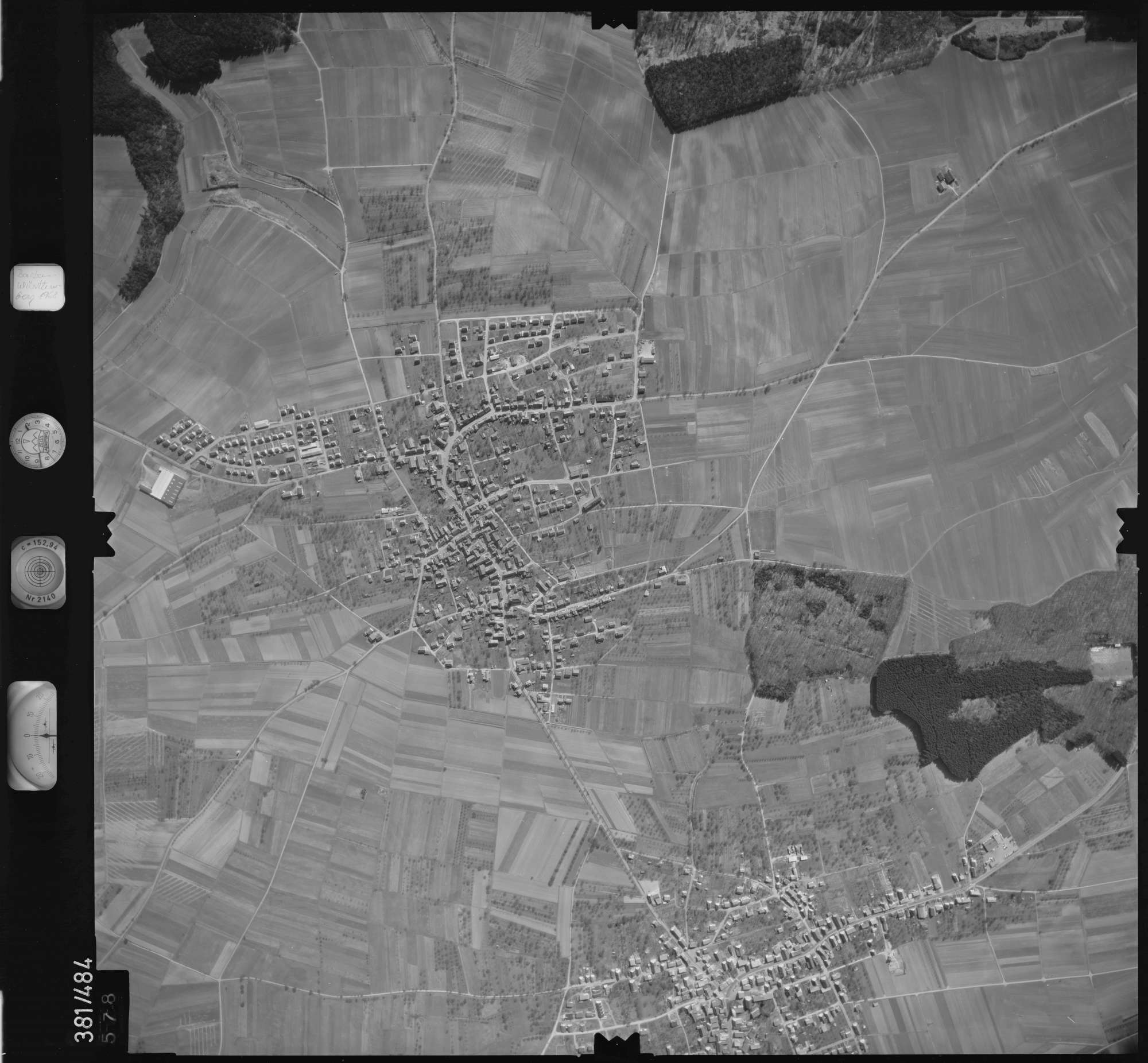 Luftbild: Film 31 Bildnr. 578, Bild 1
