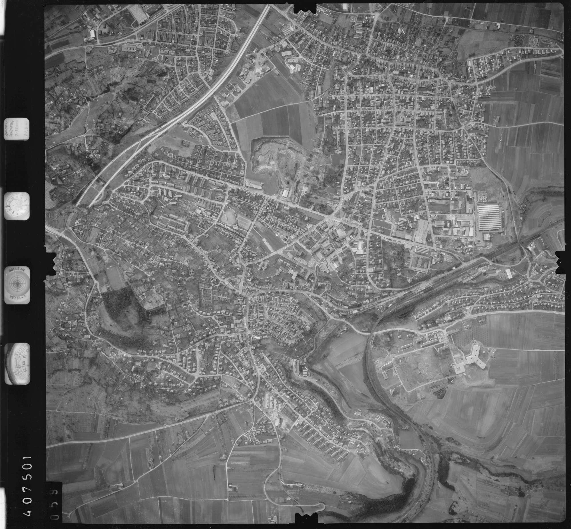 Luftbild: Film 5 Bildnr. 59, Bild 1