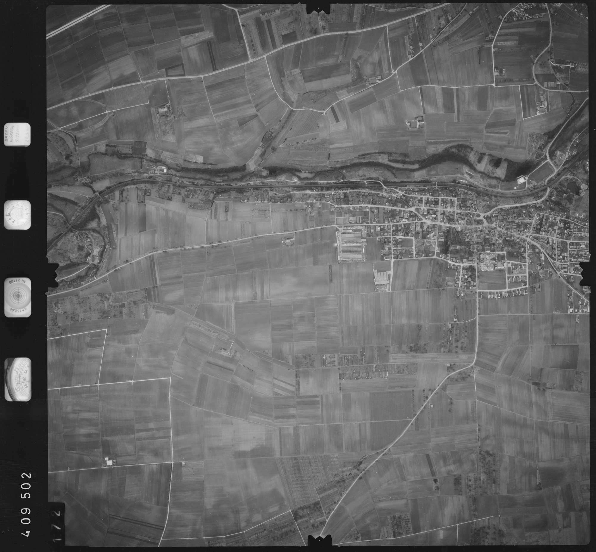 Luftbild: Film 5 Bildnr. 172, Bild 1