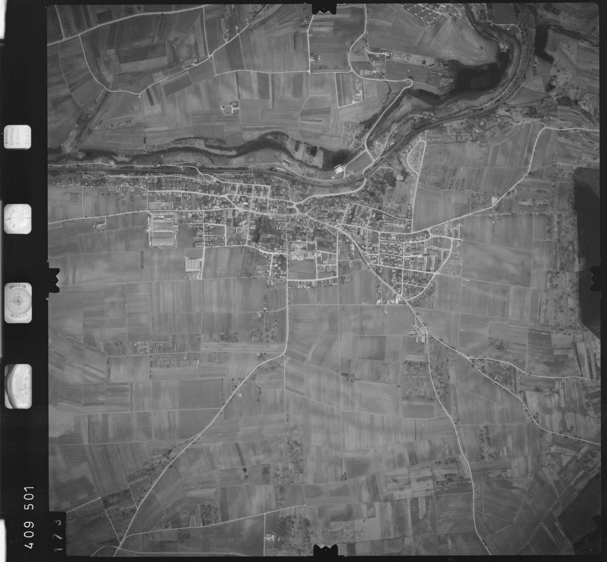 Luftbild: Film 5 Bildnr. 173, Bild 1