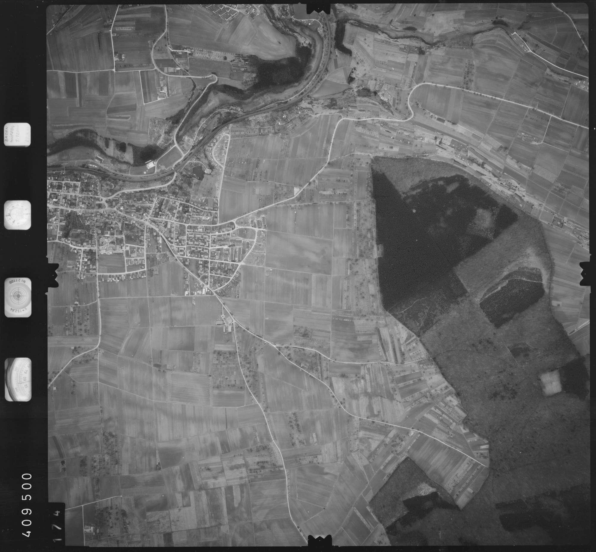 Luftbild: Film 5 Bildnr. 174, Bild 1