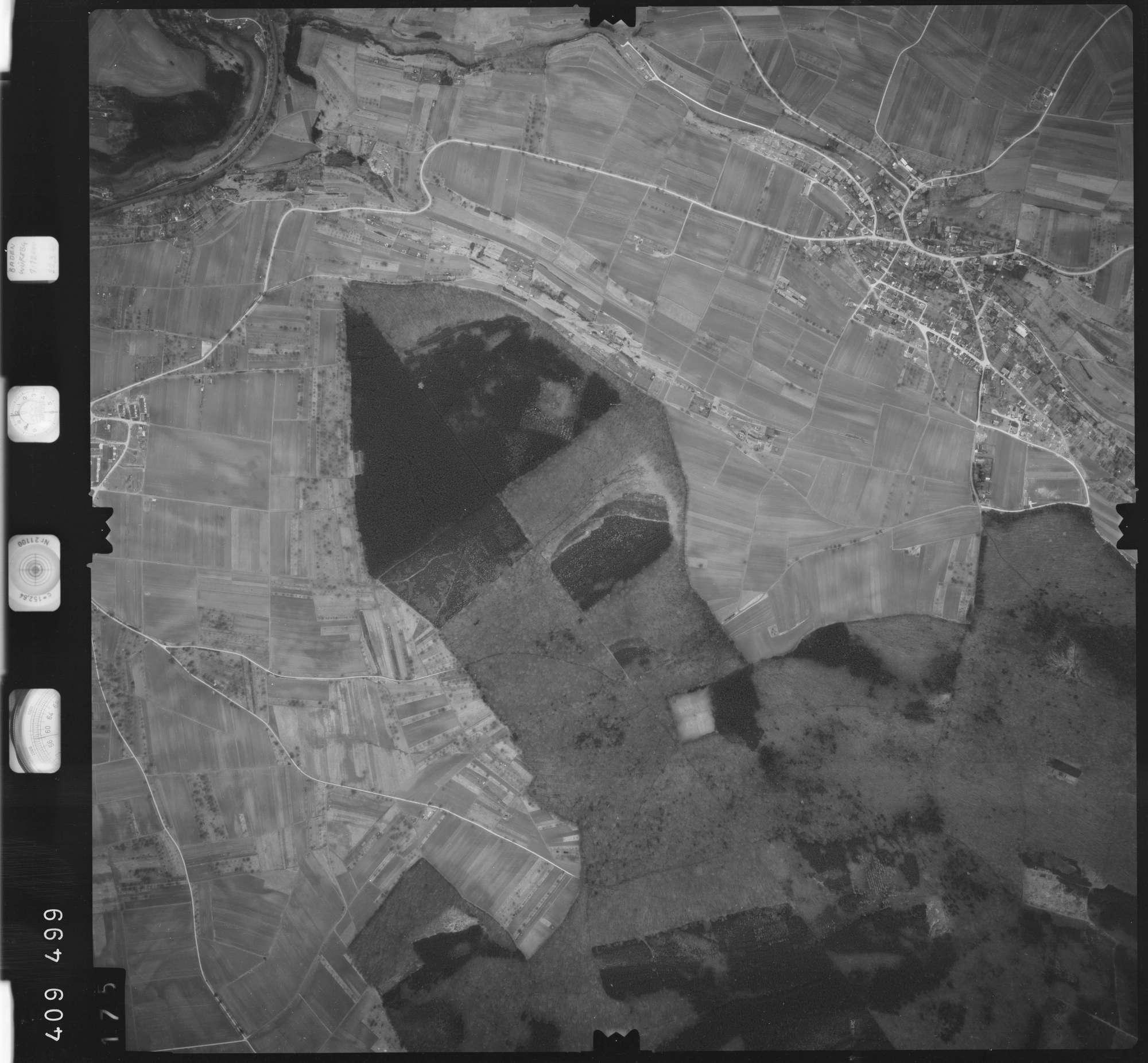 Luftbild: Film 5 Bildnr. 175, Bild 1