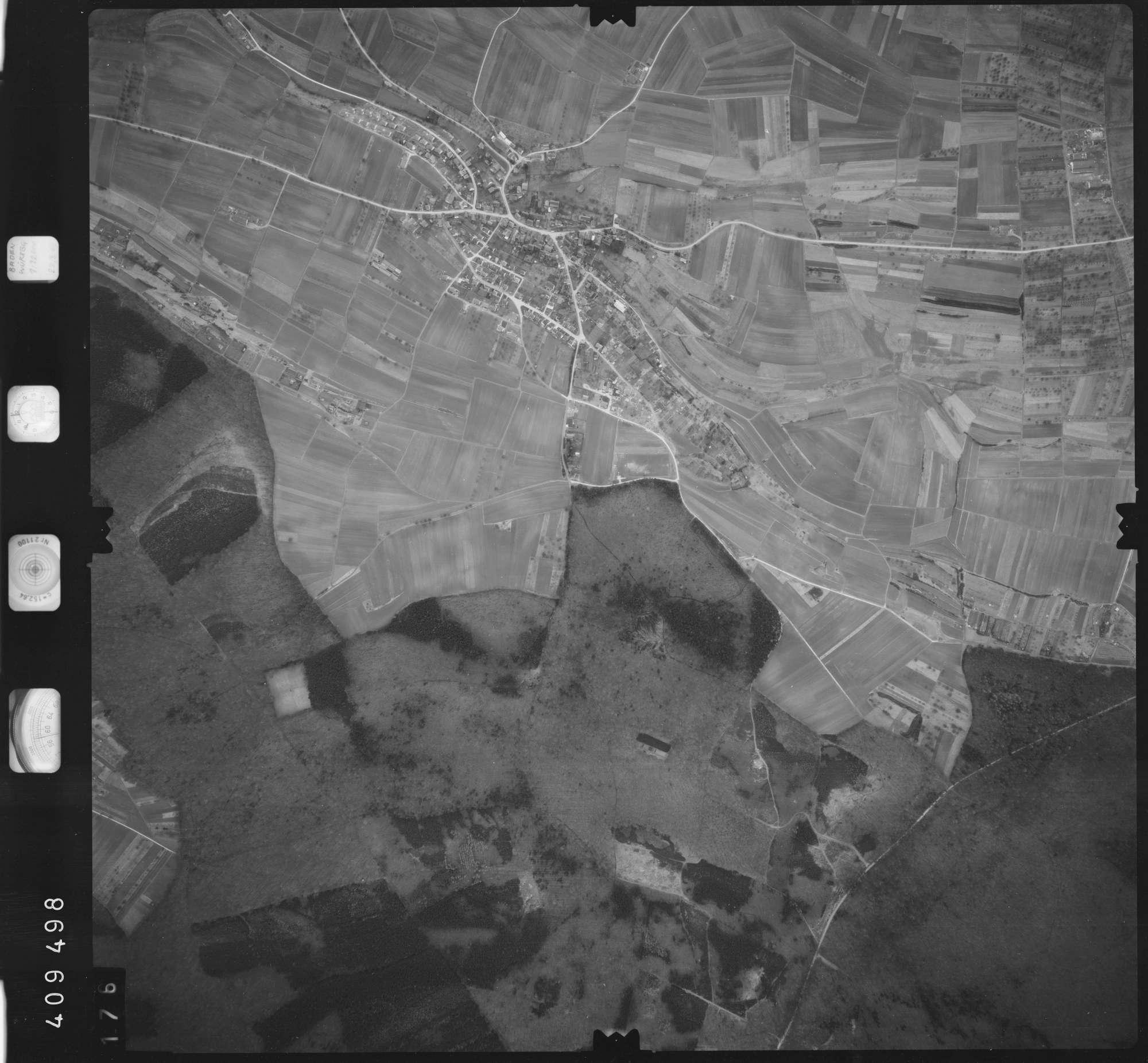 Luftbild: Film 5 Bildnr. 176, Bild 1