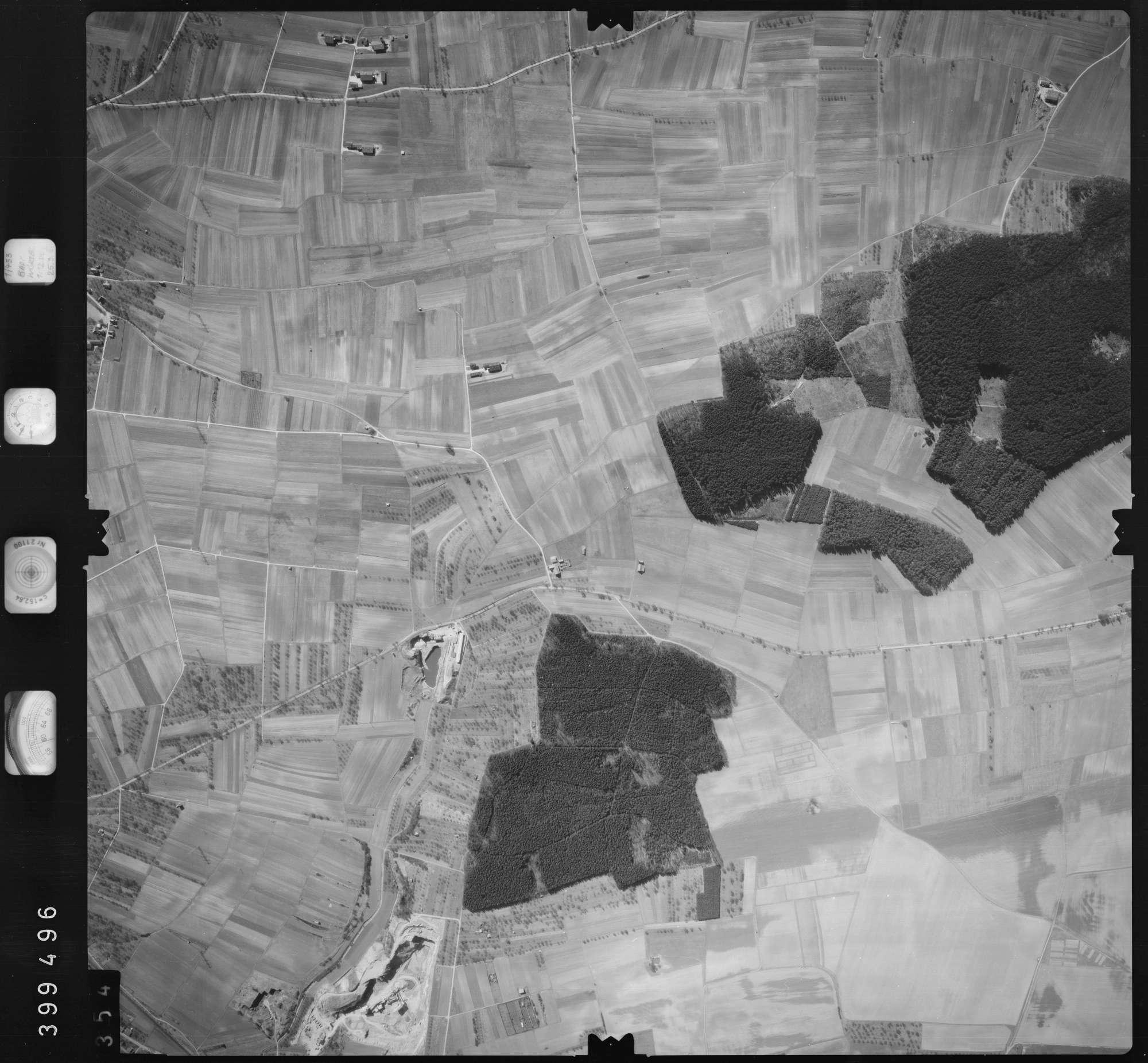 Luftbild: Film 13 Bildnr. 354, Bild 1