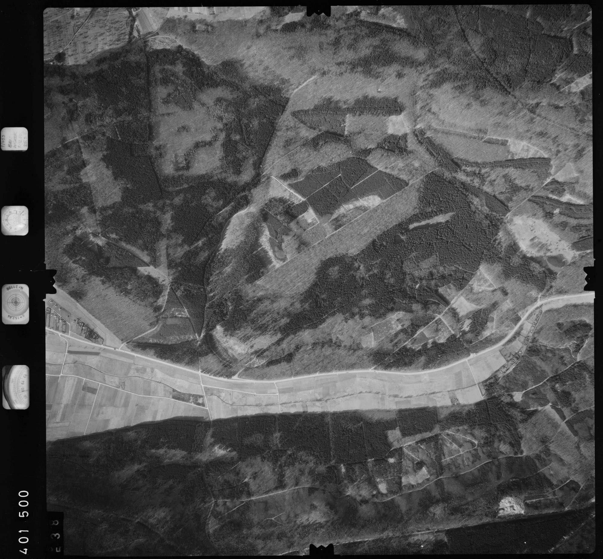 Luftbild: Film 23 Bildnr. 538, Bild 1