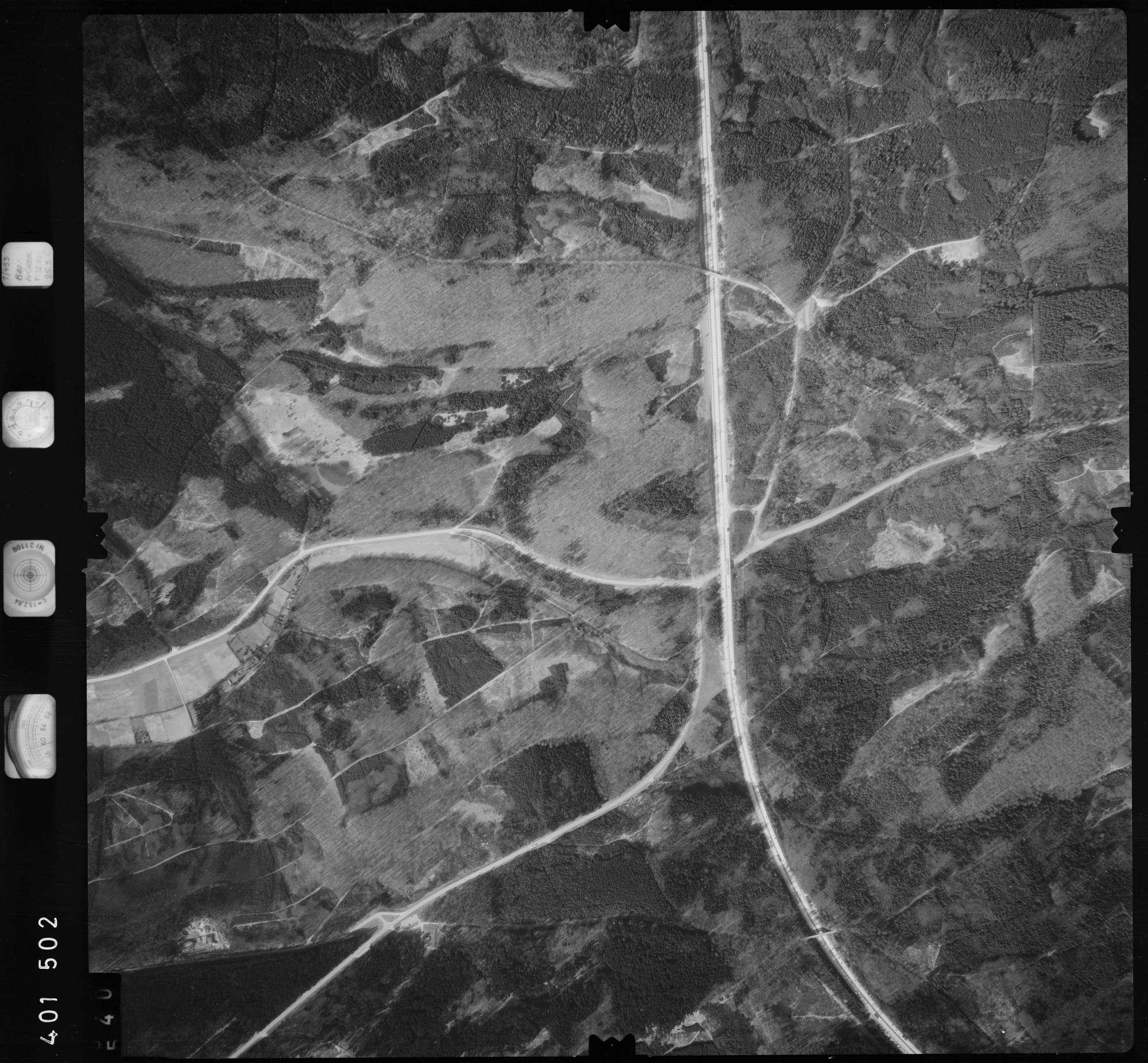 Luftbild: Film 23 Bildnr. 540, Bild 1