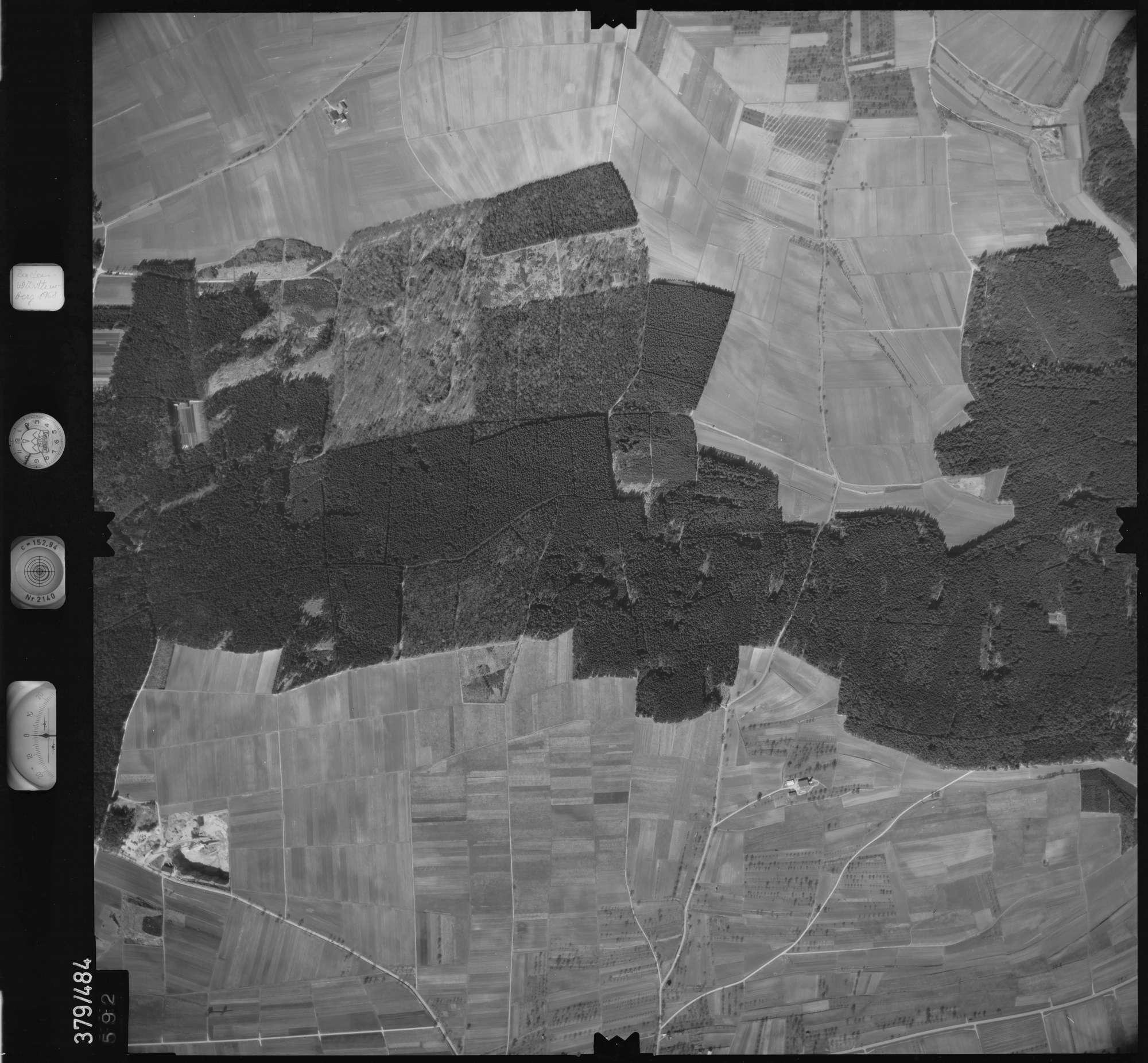 Luftbild: Film 31 Bildnr. 592, Bild 1