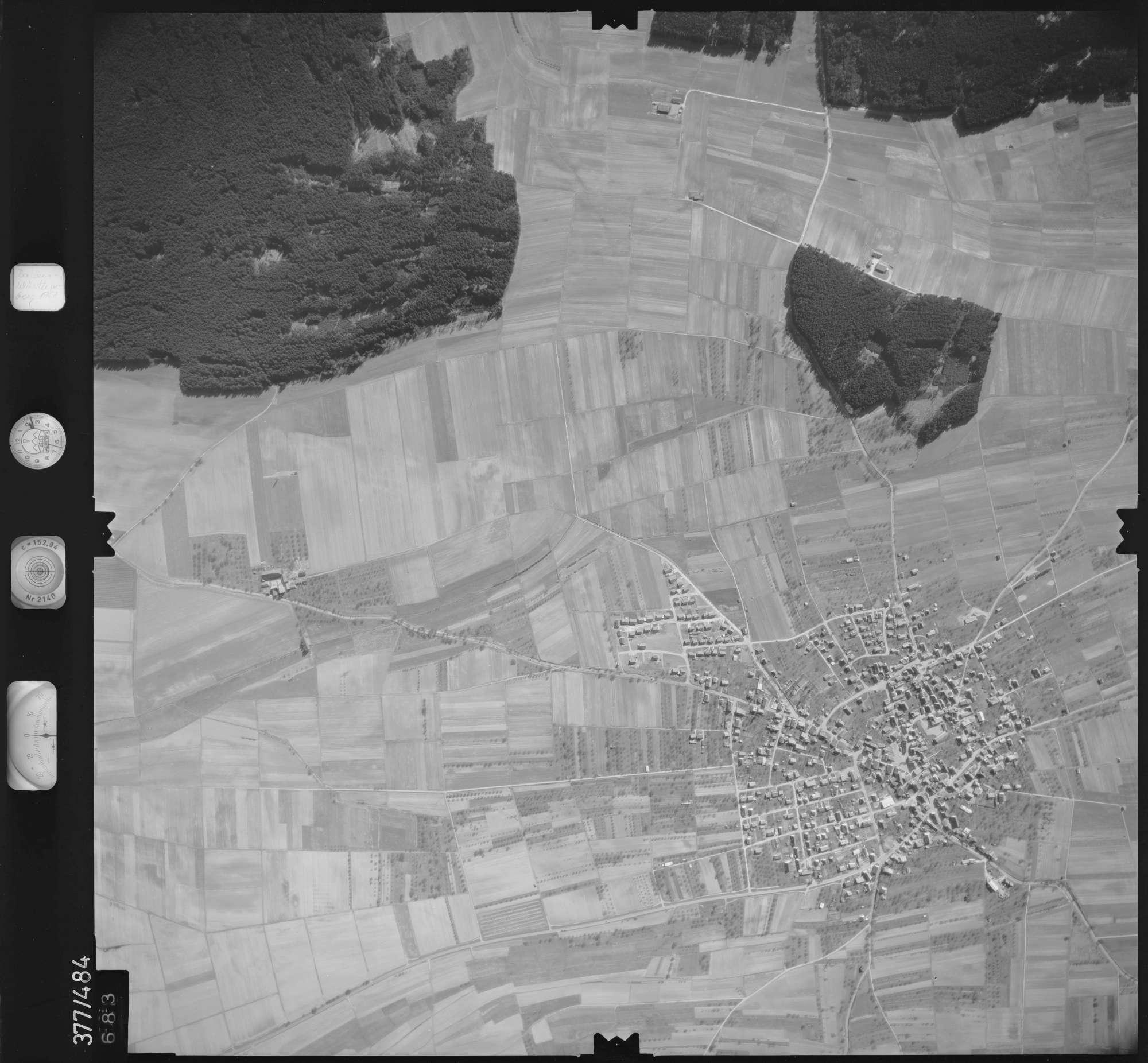 Luftbild: Film 31 Bildnr. 683, Bild 1