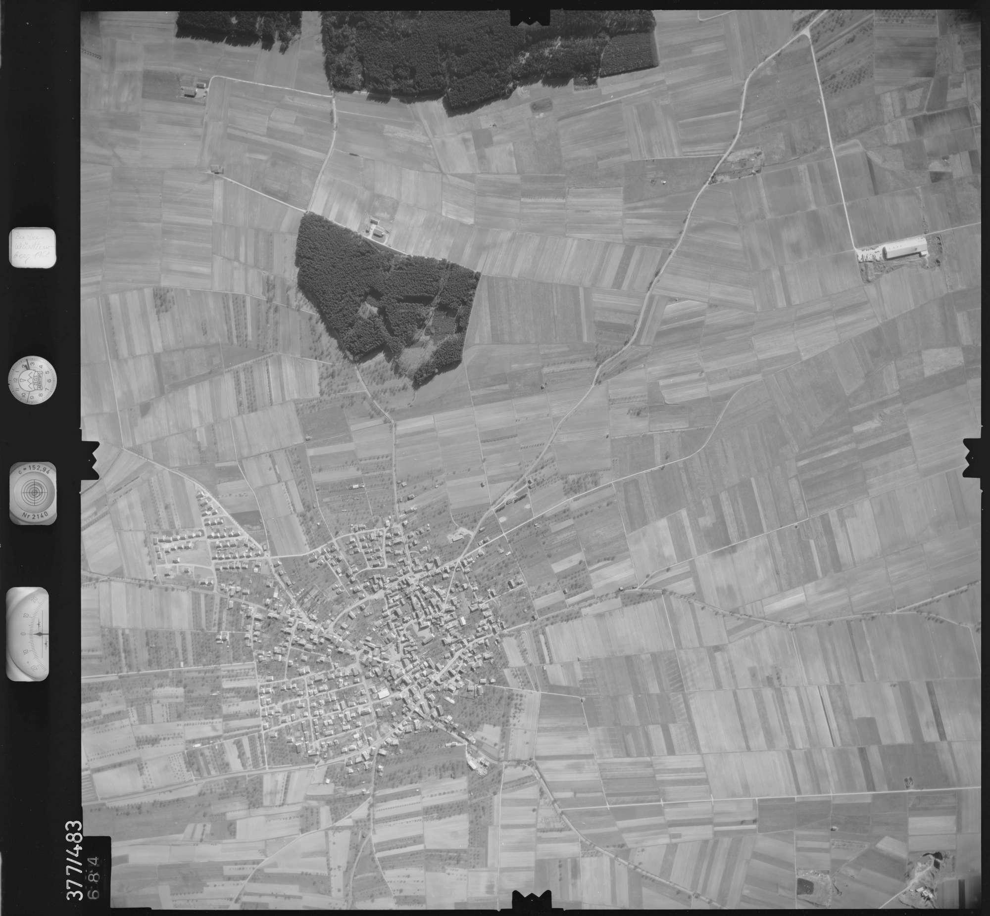 Luftbild: Film 31 Bildnr. 684, Bild 1