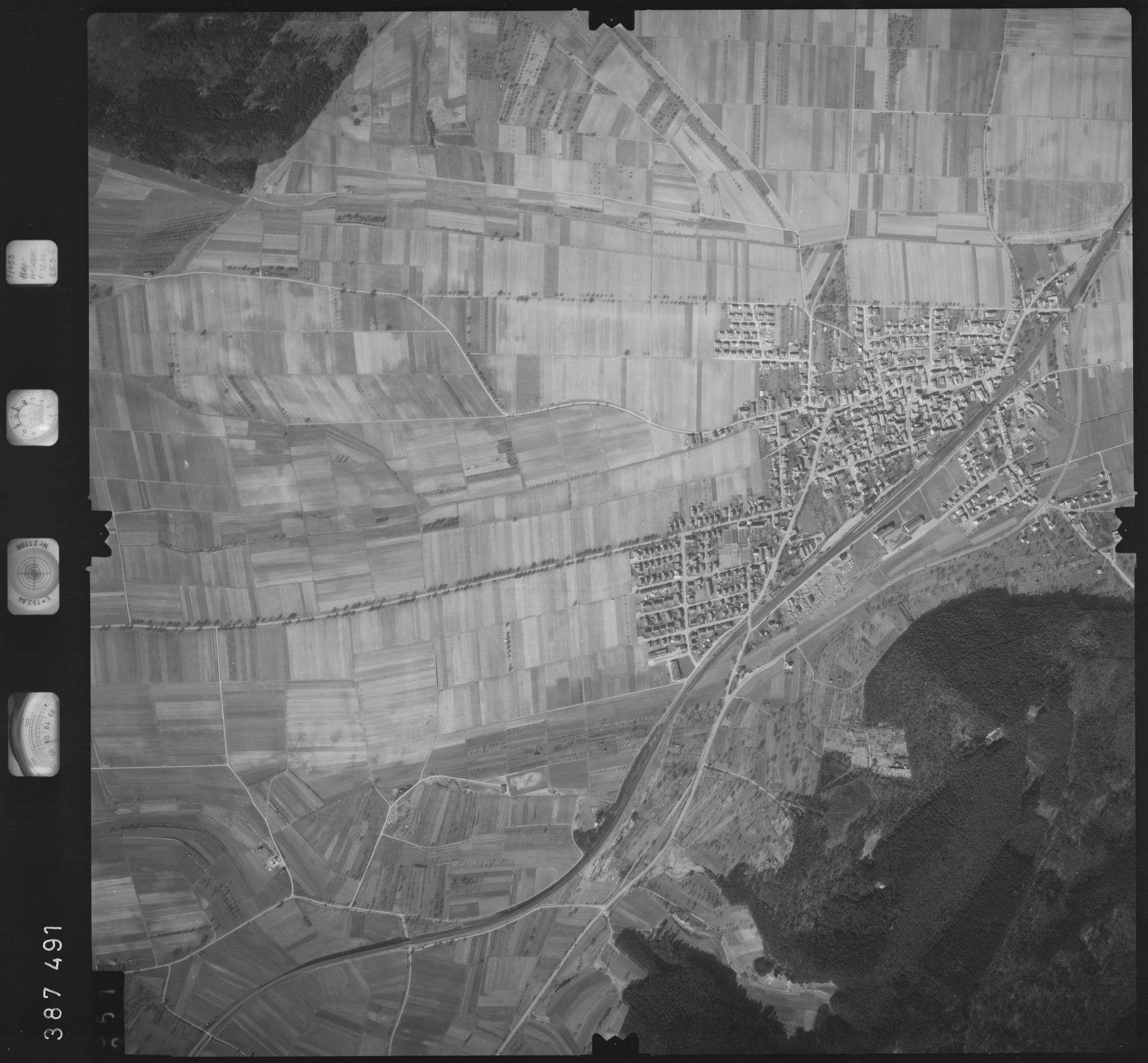 Luftbild: Film 22 Bildnr. 251, Bild 1