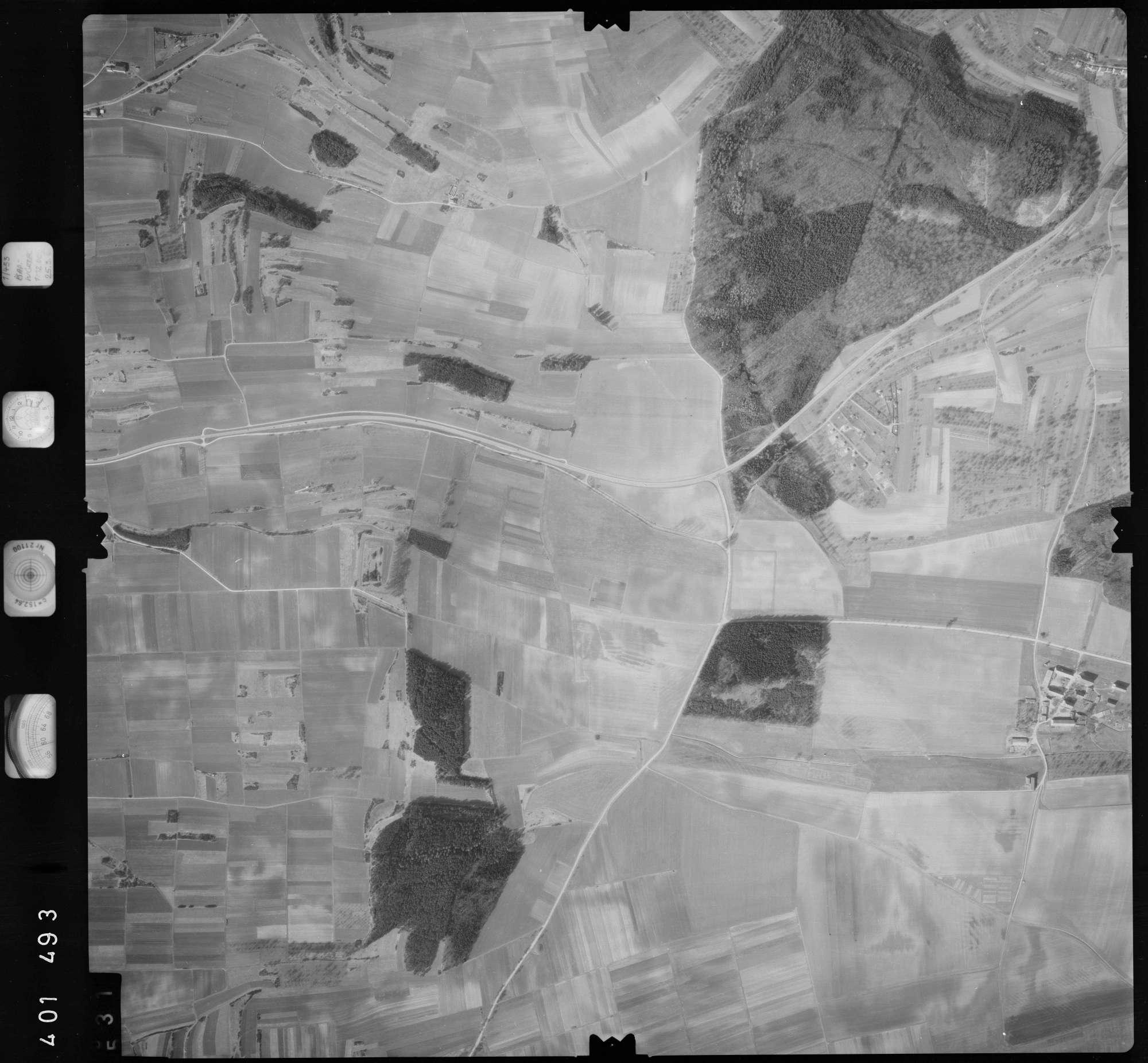 Luftbild: Film 23 Bildnr. 531, Bild 1