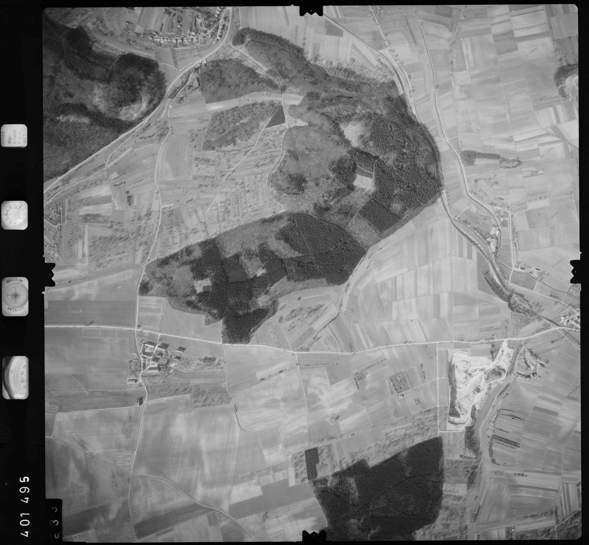 Luftbild: Film 23 Bildnr. 533, Bild 1