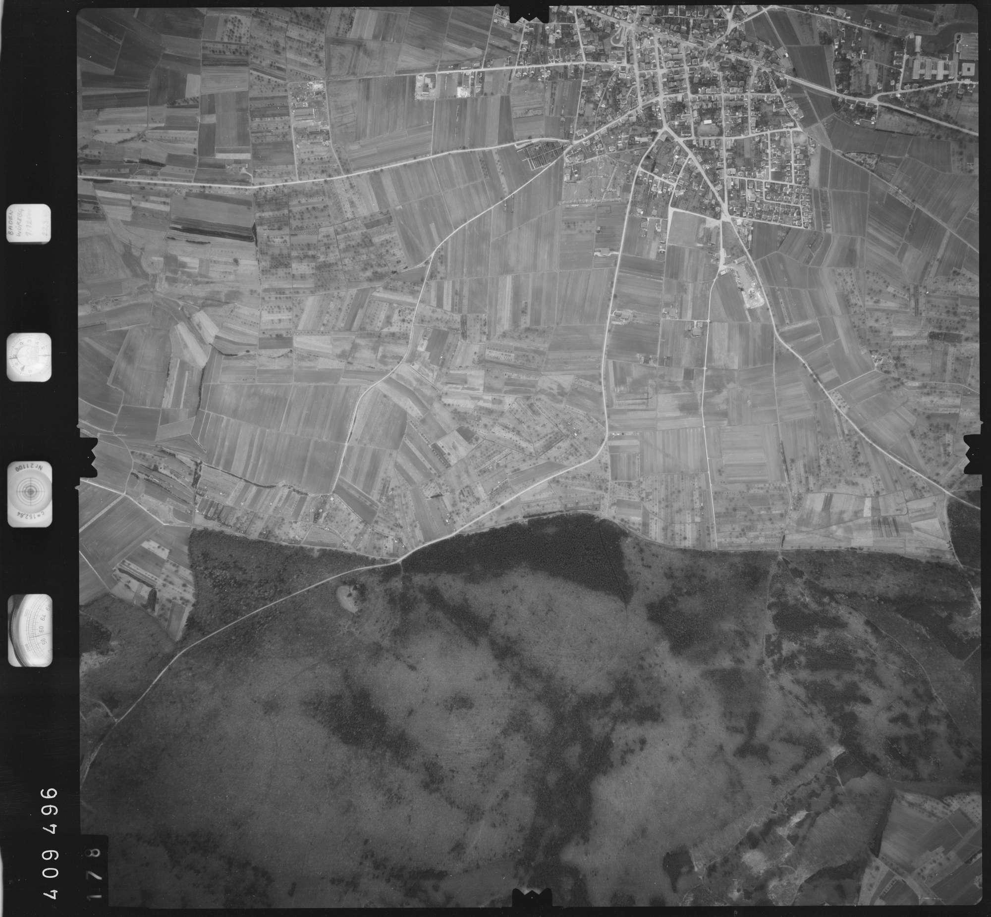 Luftbild: Film 5 Bildnr. 178, Bild 1