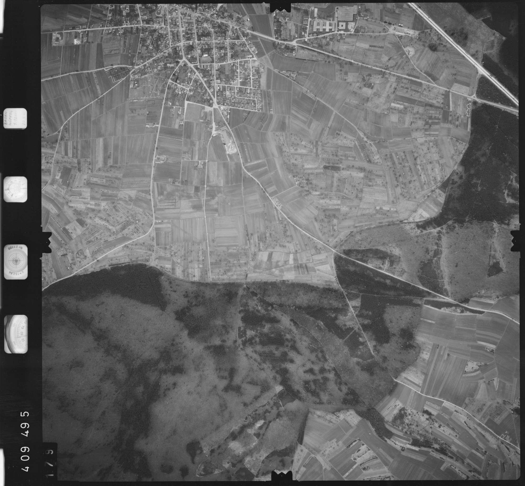 Luftbild: Film 5 Bildnr. 179, Bild 1