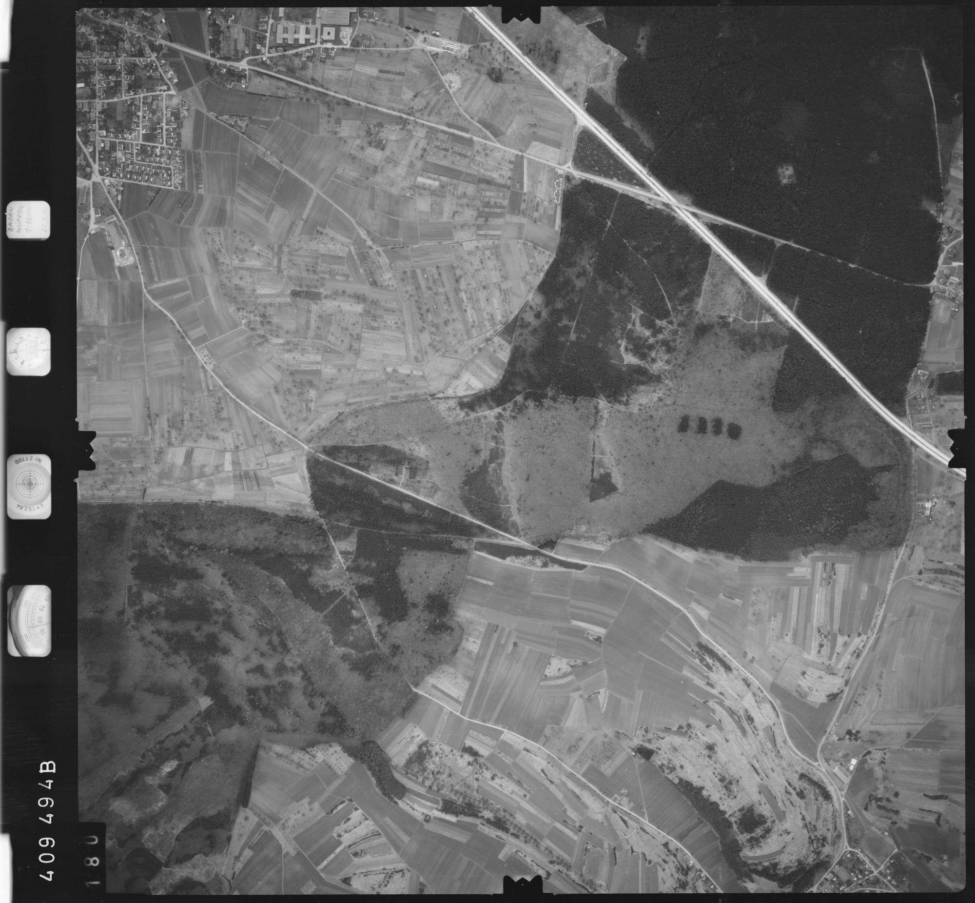 Luftbild: Film 5 Bildnr. 180, Bild 1